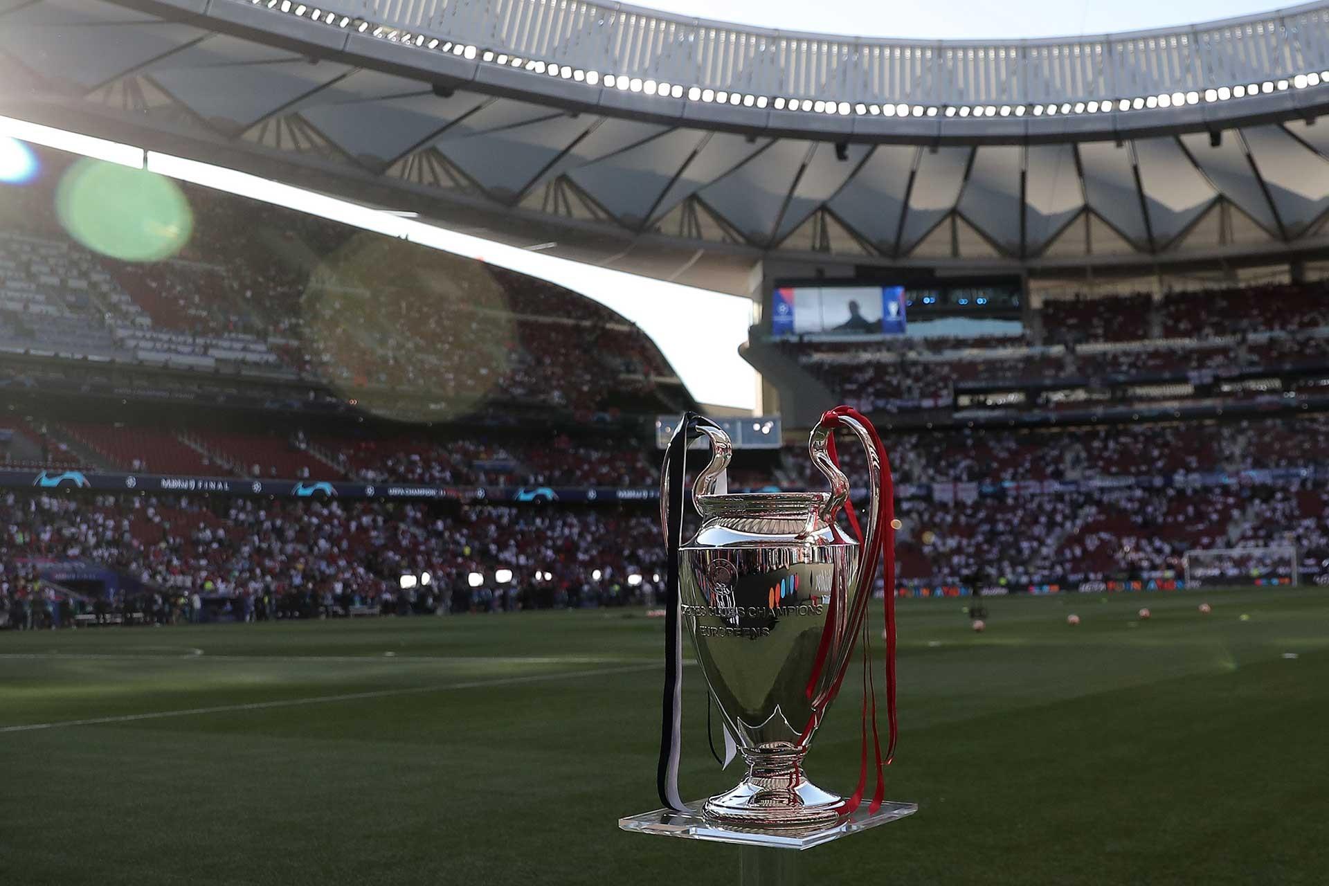 Avrupa futbol liglerinde 2018/19 sezonu şampiyonları