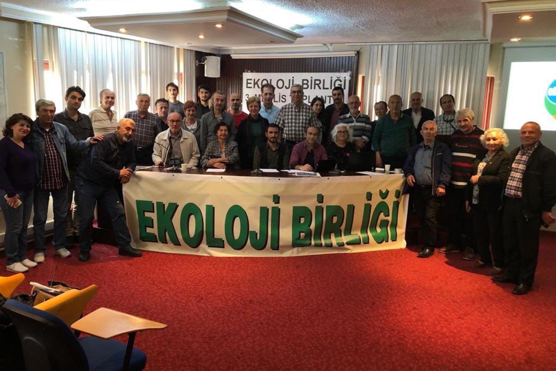 Ekoloji Birliğinden 'Dünya Çevre Günü' açıklaması: Gelin 'Birlik'te direnelim!