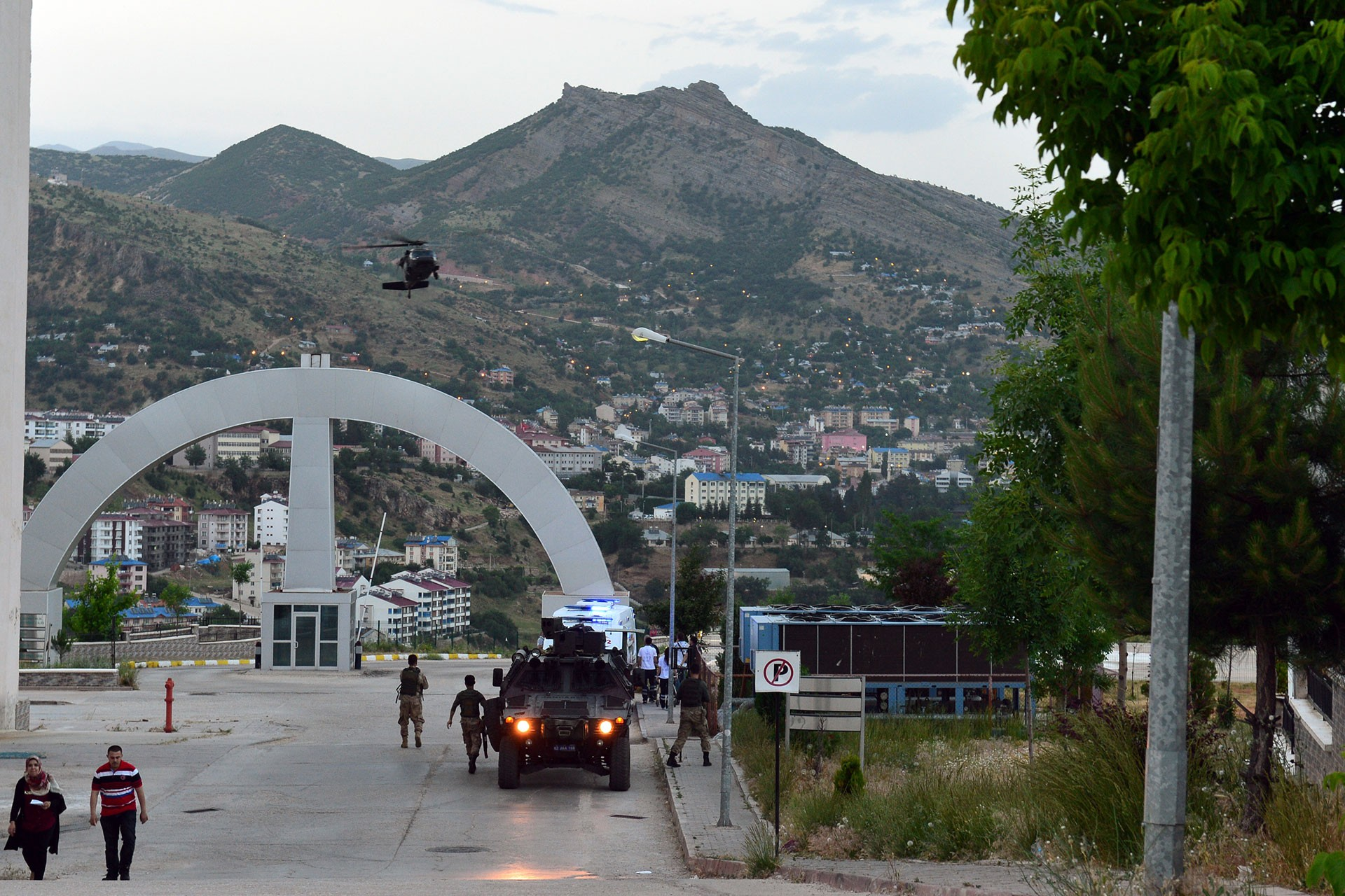Dersim'de çıkan çatışmada bir asker yaşamını yitirdi