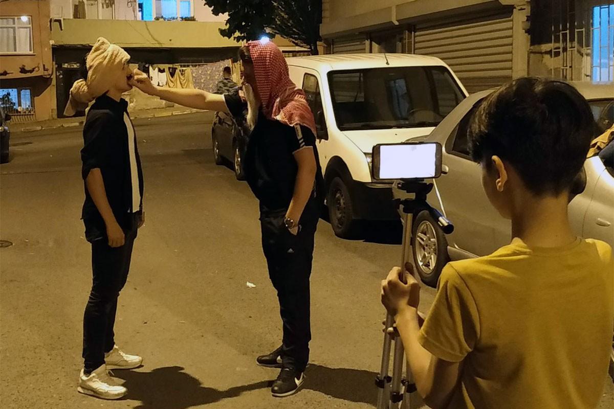 Saya tezgahından kamera arkasına: Mültecilerden mesaj veren filmler