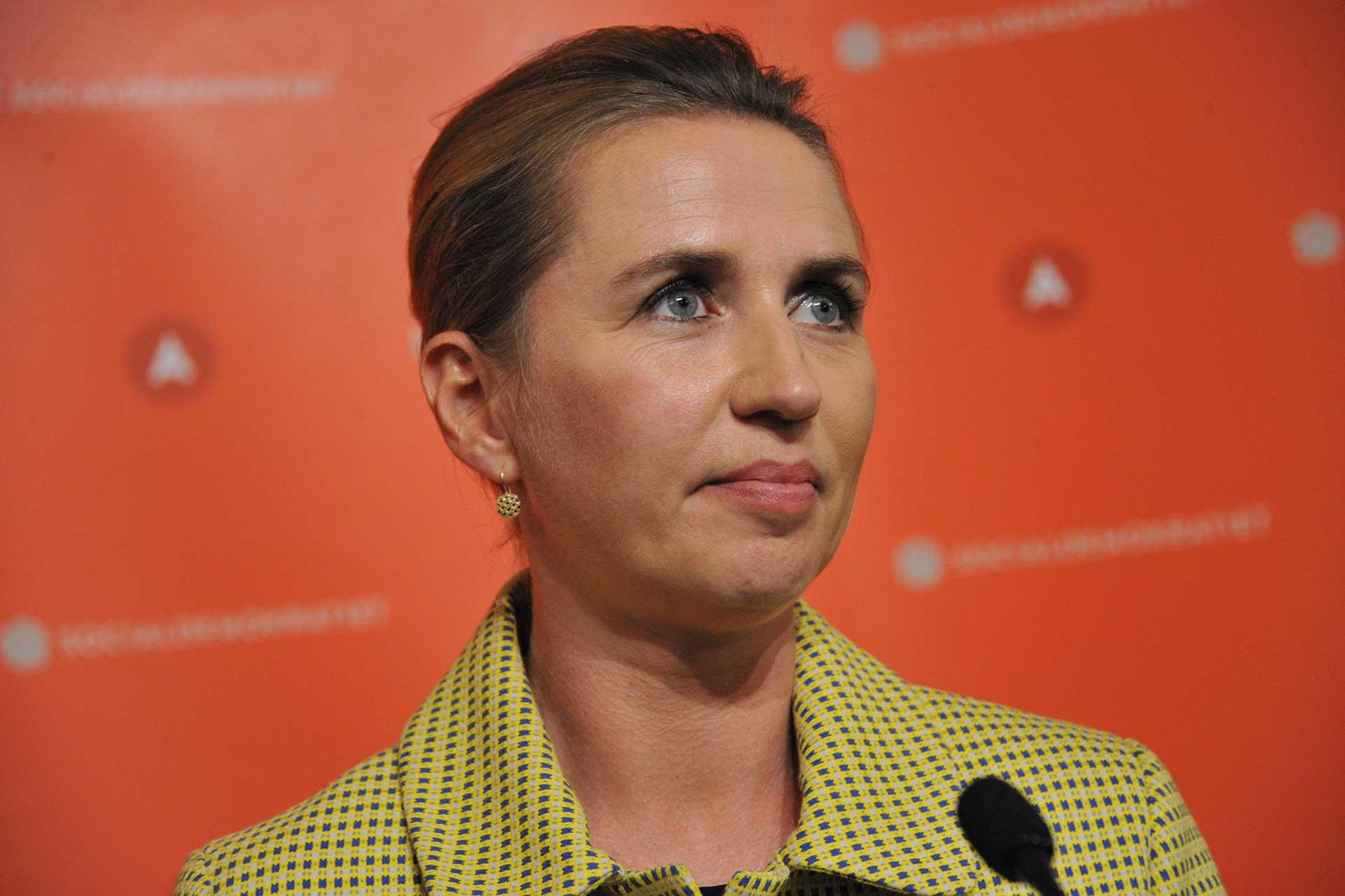 Danimarka'da seçimin galibi Sosyal Demokrat Parti