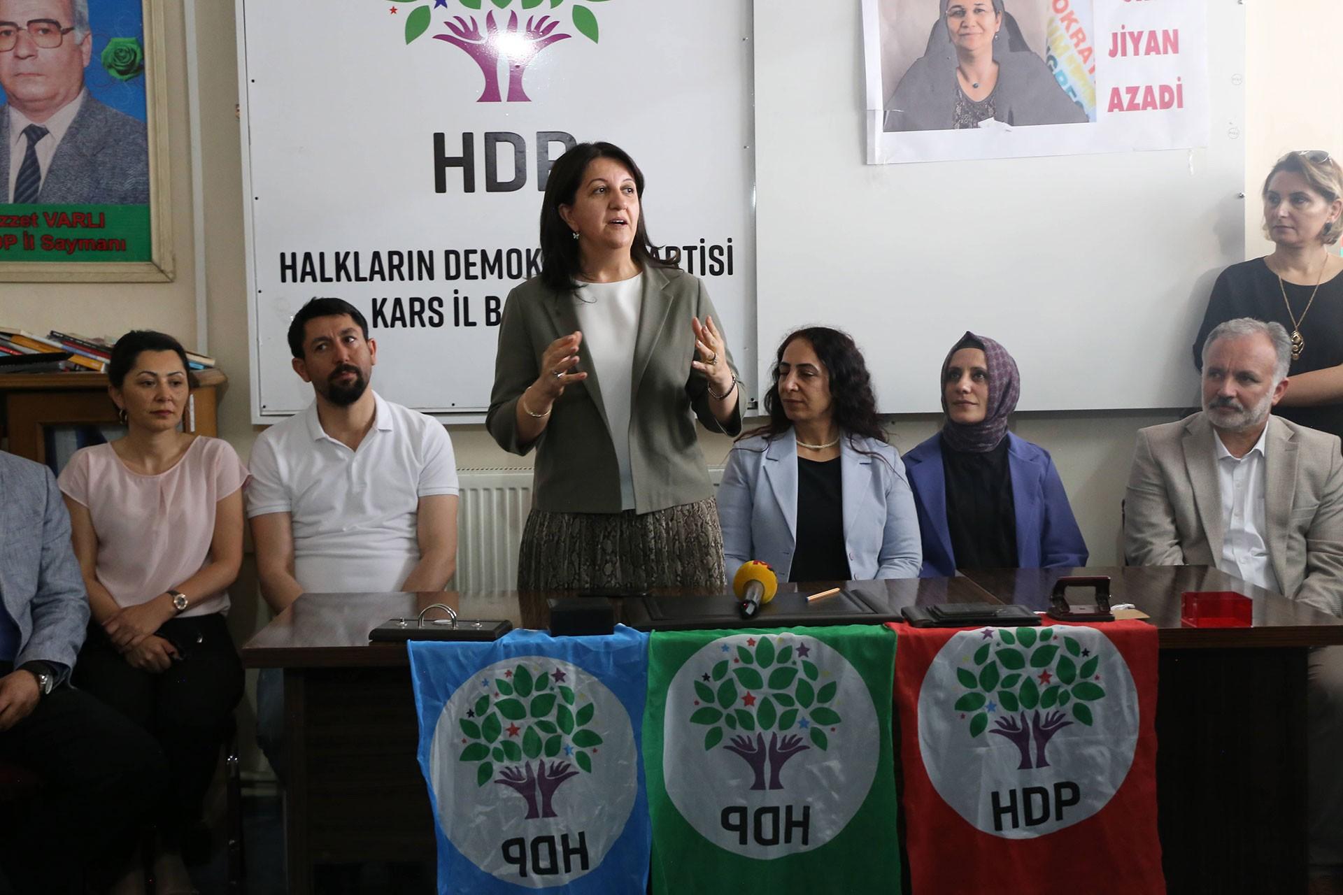 Buldan: İstanbul'da AKP'ye bir kez daha ders vermeyi iple çekiyoruz