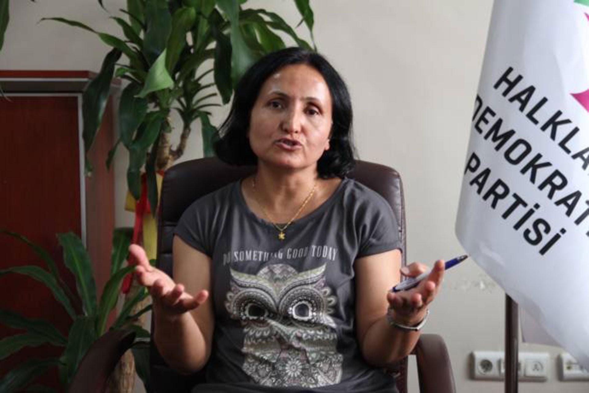 HDP'li Dundar'dan Soylu'ya: Toplu tecavüz tehdidinden haberdar mısınız?