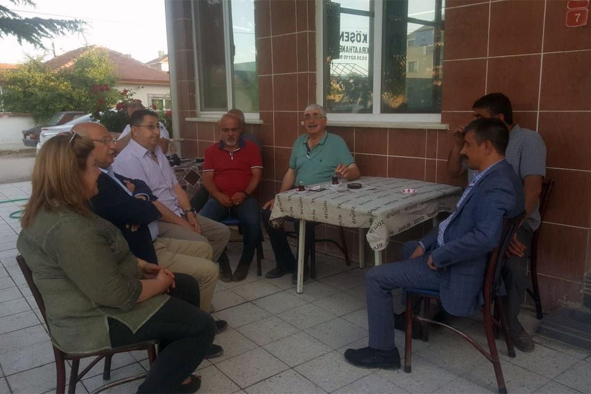Utku Çakırözer: 23 Haziran parti seçimi değil, demokrasi meselesidir