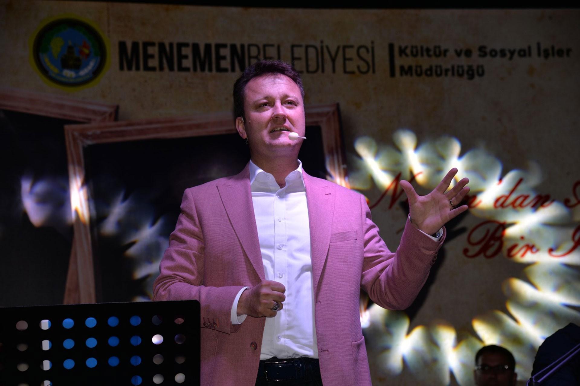 Menemen Belediye Başkanı Serdar Aksoy, hakkındaki iddialara yanıt verdi