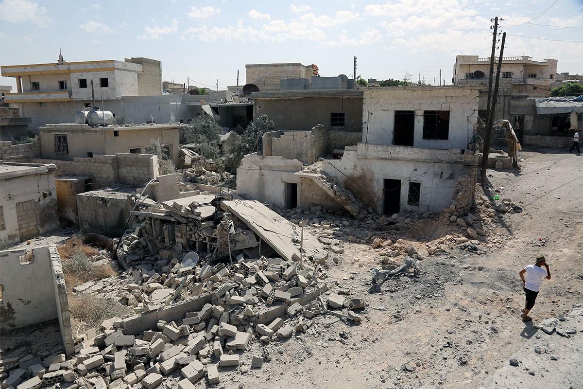 Rusya: İdlib'de Türkiye'nin verdiği koordinatlarla teröristleri vurduk