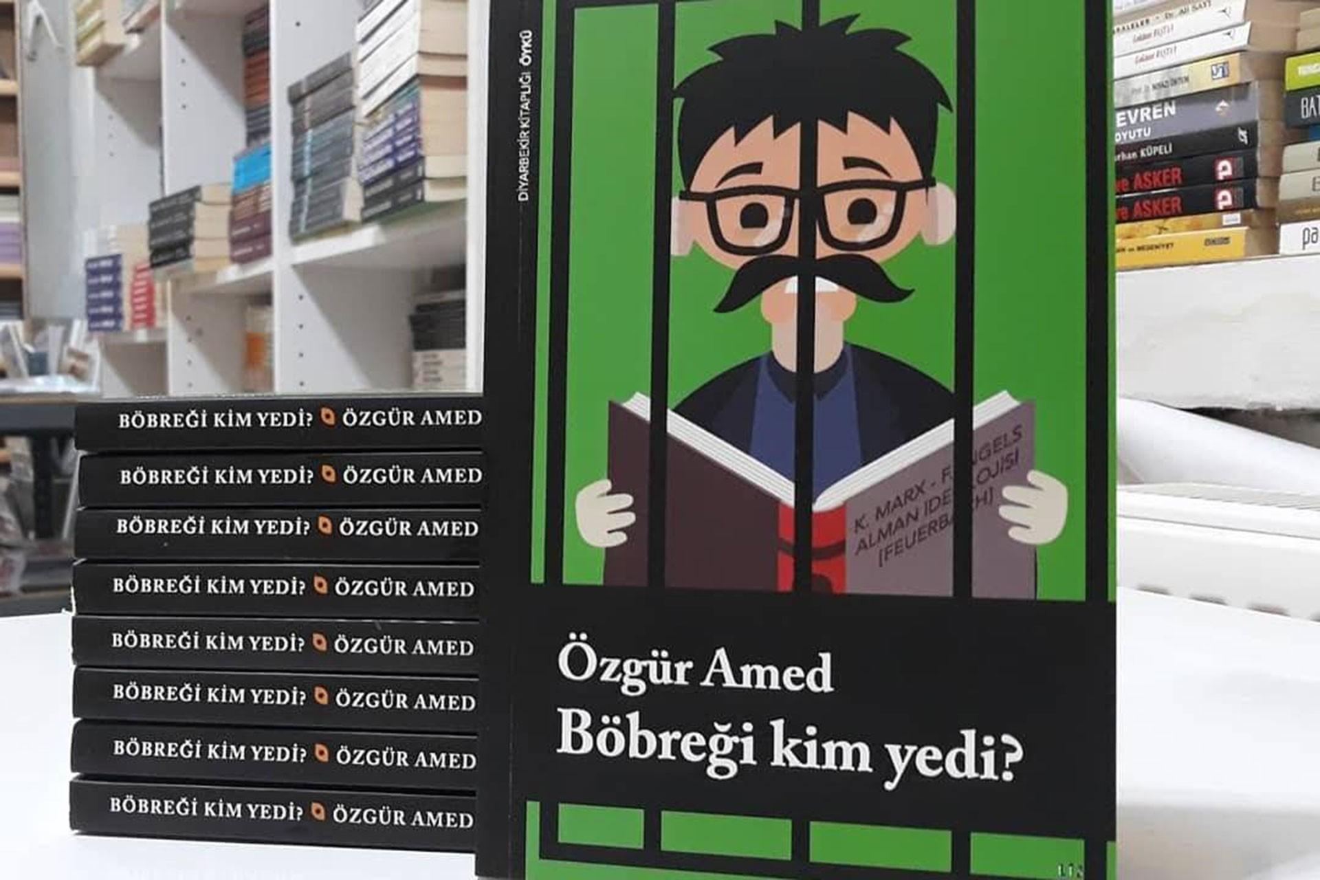 'Böbreği Kim Yedi?' kitabı tutukluya verilmedi: Cezaevinin itibarını zedeliyor
