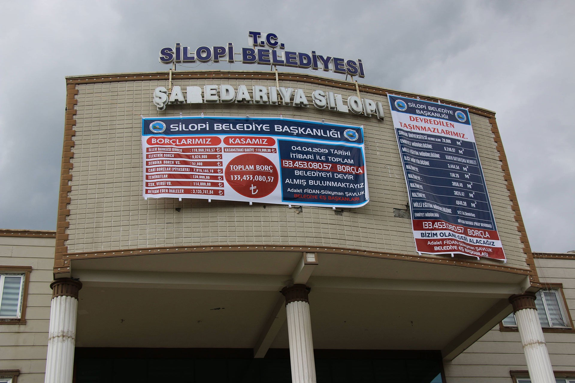 Silopi Belediyesi taşınmazların devri kararını iptal etti: Dava açacağız
