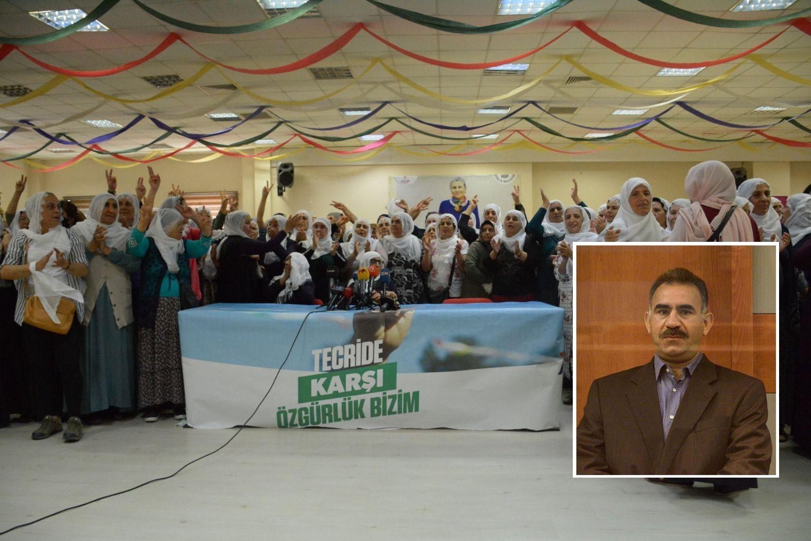 Öcalan'dan açlık grevi mesajı: Taviz olarak değerlendirmeyin