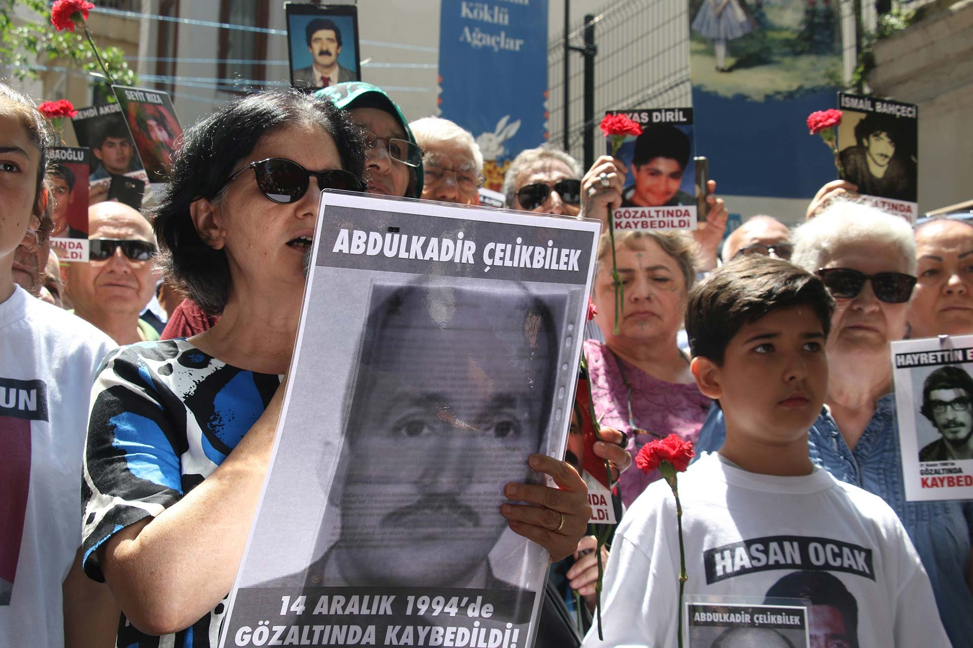 Cumartesi Anneleri, 742'nci buluşmalarında Abdulkadir Çelikbilek'in faillerini sordu