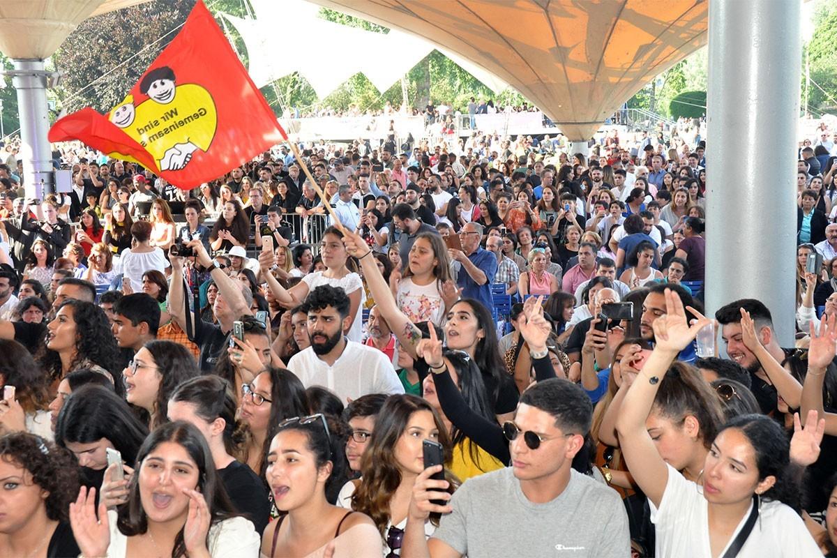 DİDF'ten ırkçılık karşıtı festival: Birlik ve dayanışmayı büyütelim
