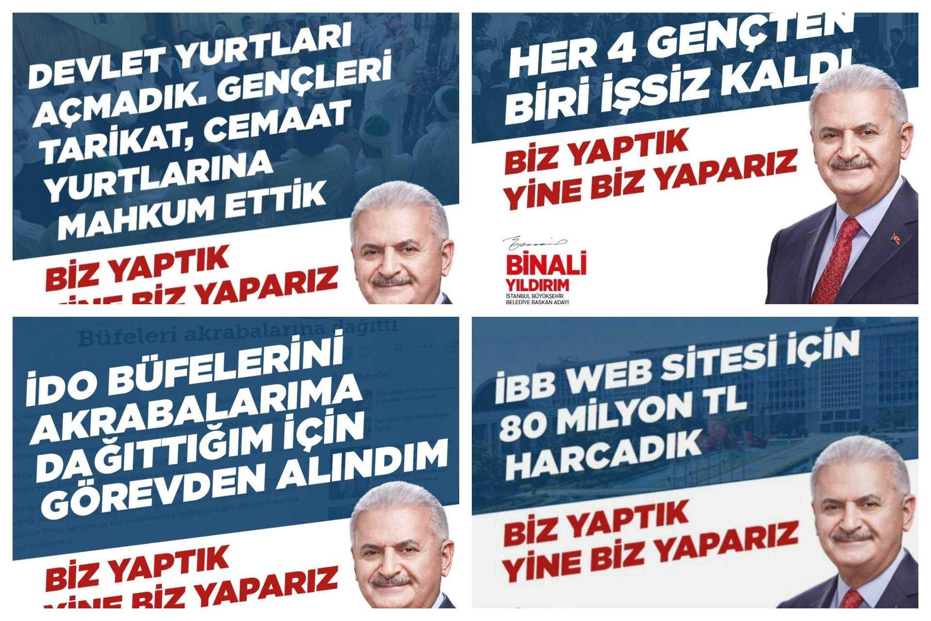 Sosyal medyada AKP'ye #SizYaptınız tepkisi