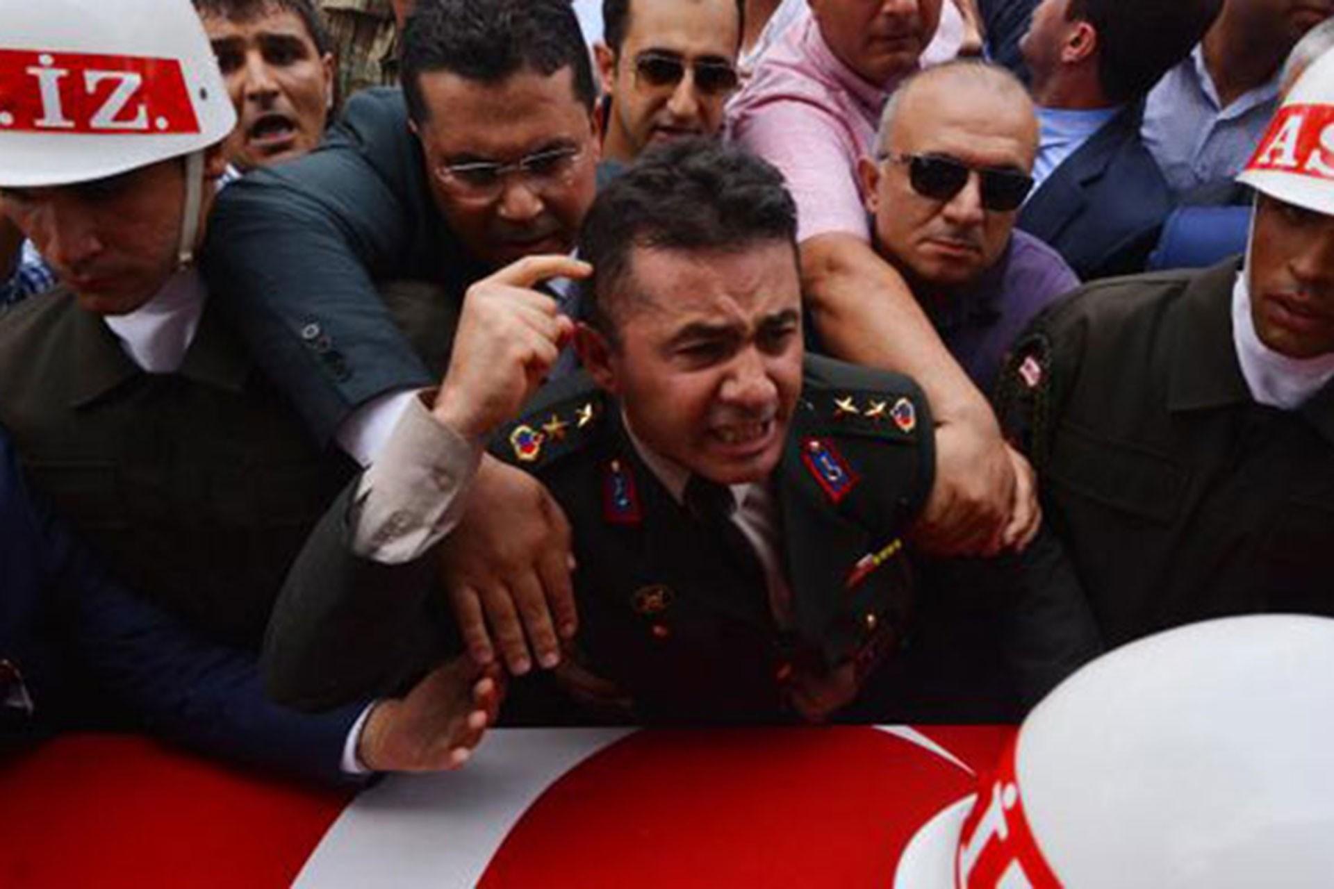 Eski Yarbay Mehmet Alkan 'FETÖ üyeliği' davasından beraat etti