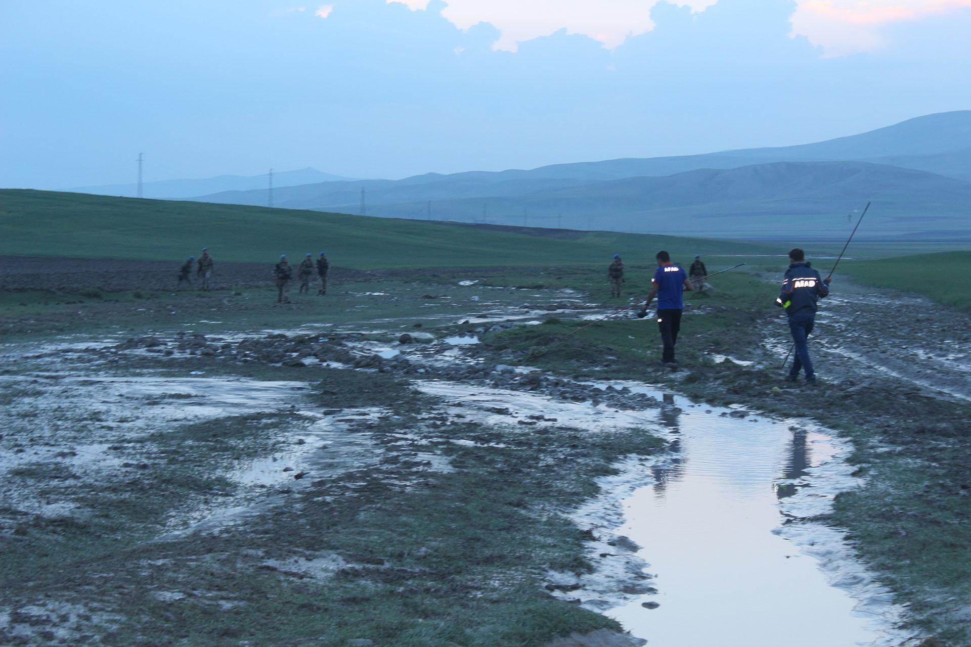 Ağrı'da sel: 2'si çocuk, 4 kişi hayatını kaybetti