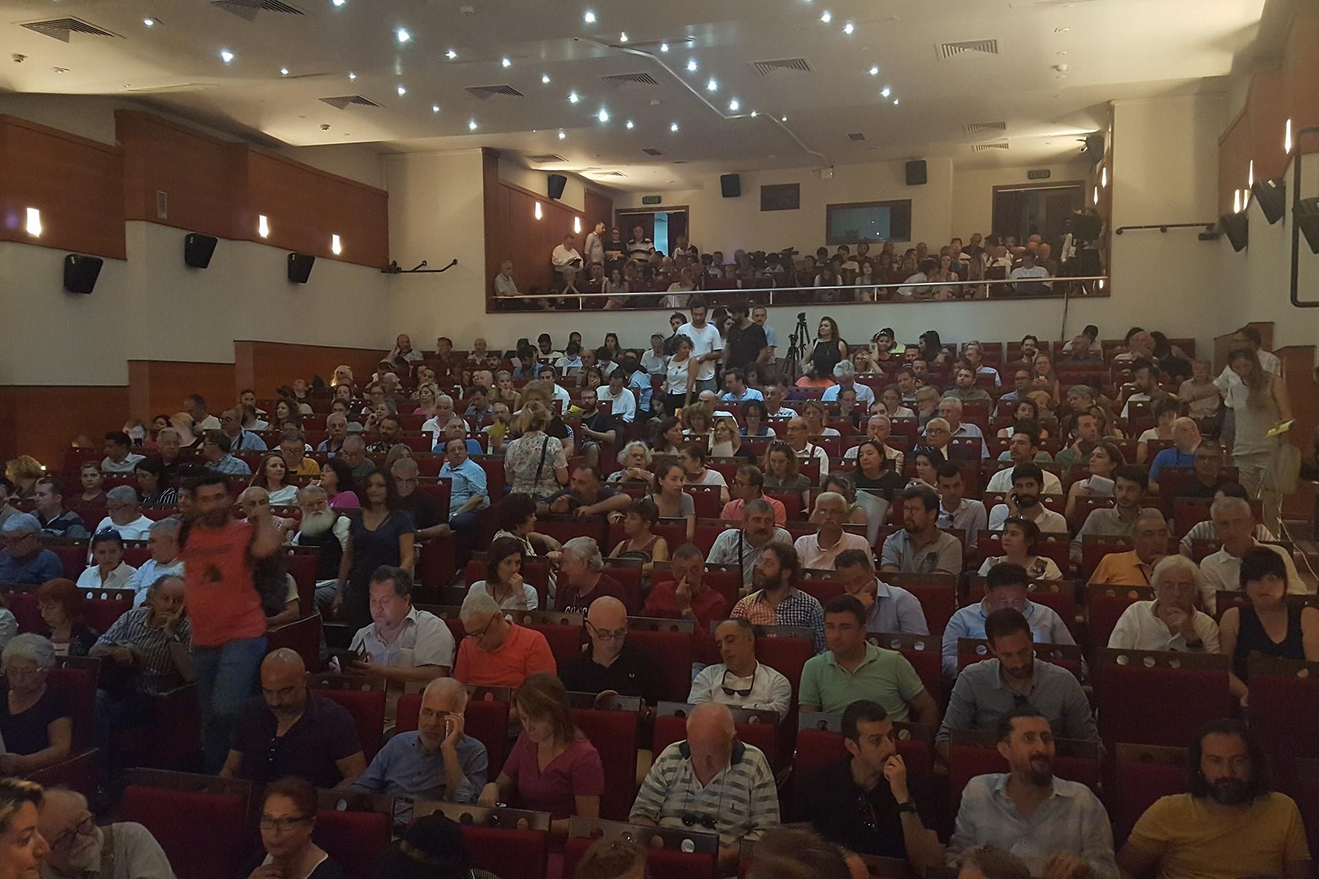 Belediye Başkanı Tunç Soyer, İzmirlileri Kültür Park sürecine dahil etti