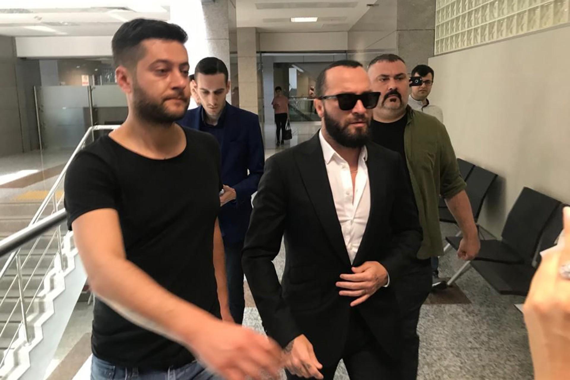 Arda Turan'ın Berkay'ı darbetmesiyle ilgili görülen dava 11 Eylül'e ertelendi