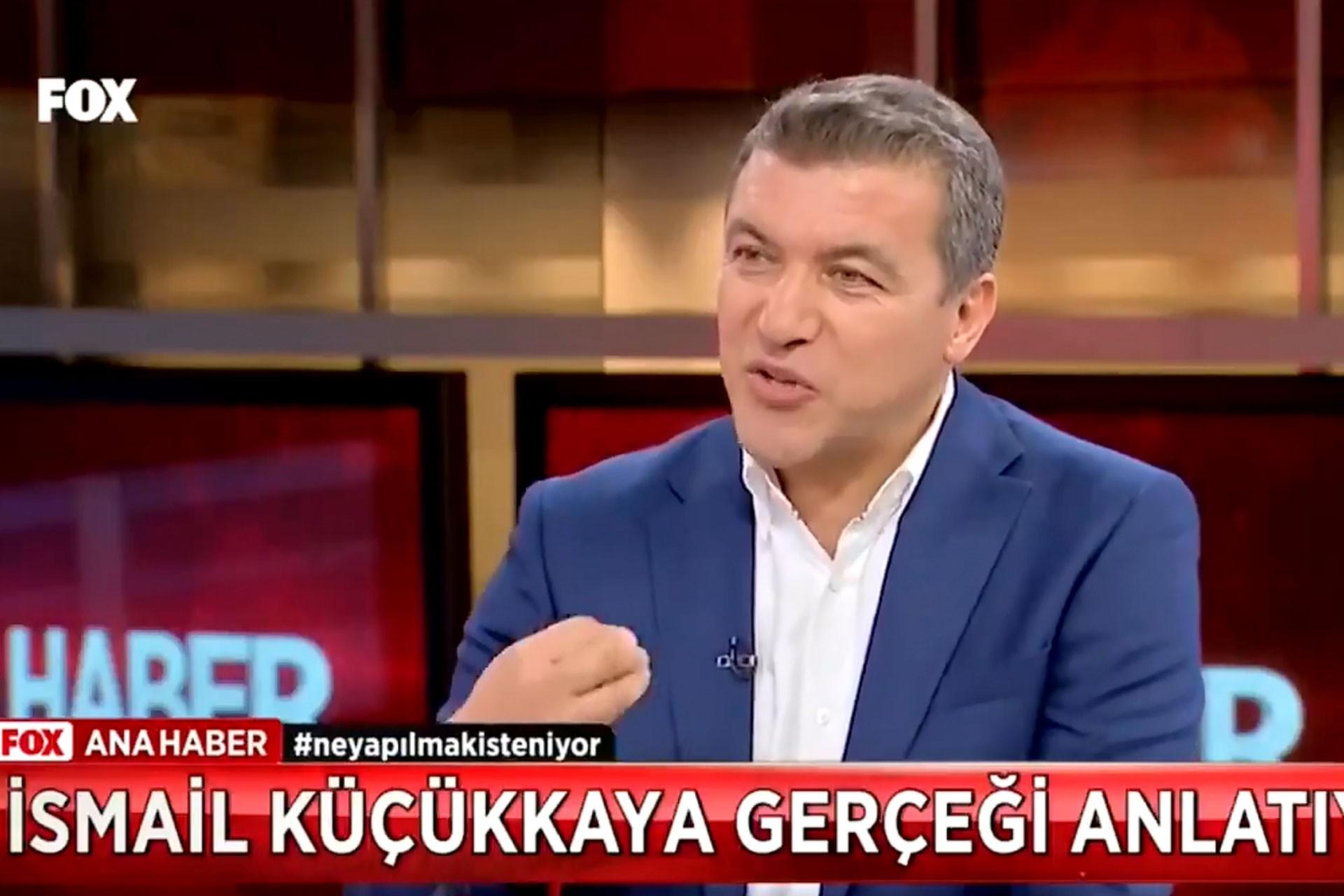 Küçükkaya'dan 'soruları verdi' iddiasına tepki: TRT de mi soruları verdi?