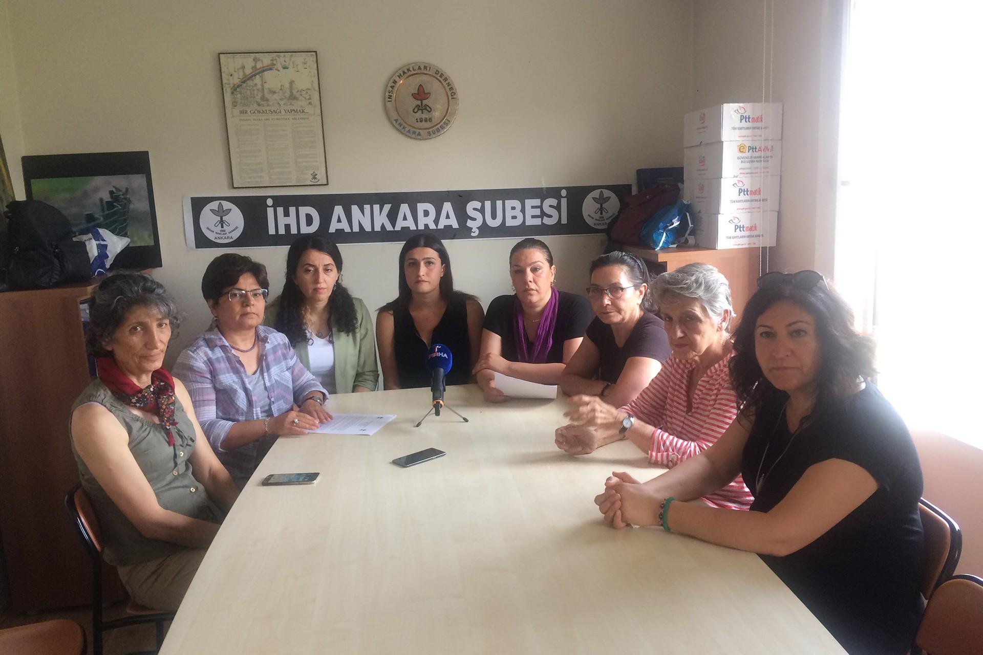 HDP Ankara il yöneticisine polisten tehdit: Önüne araba çekip seni kaybederiz