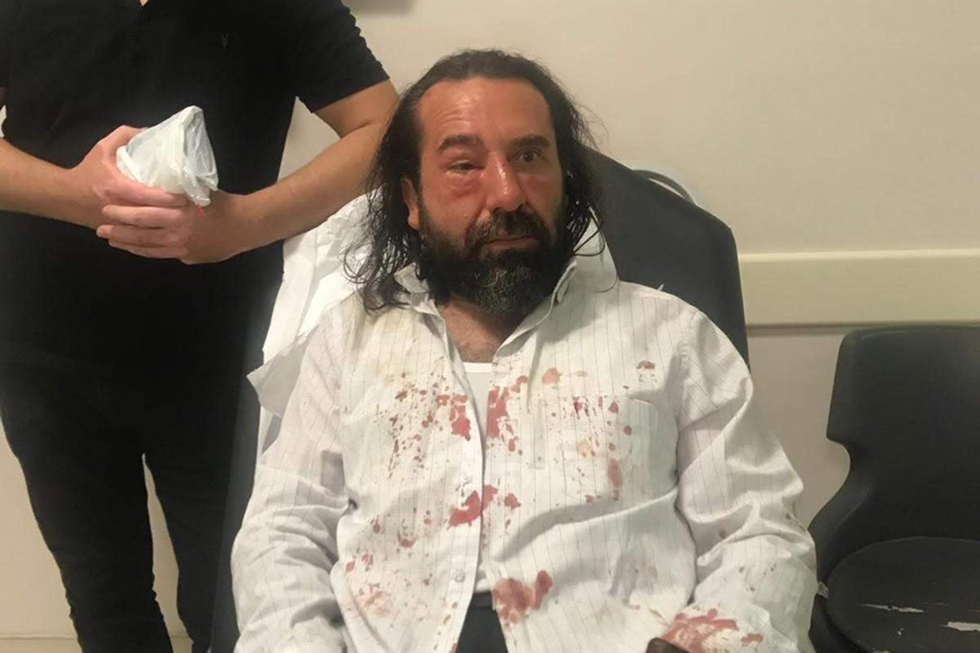 İYİ Parti kurucu üyesine saldırı