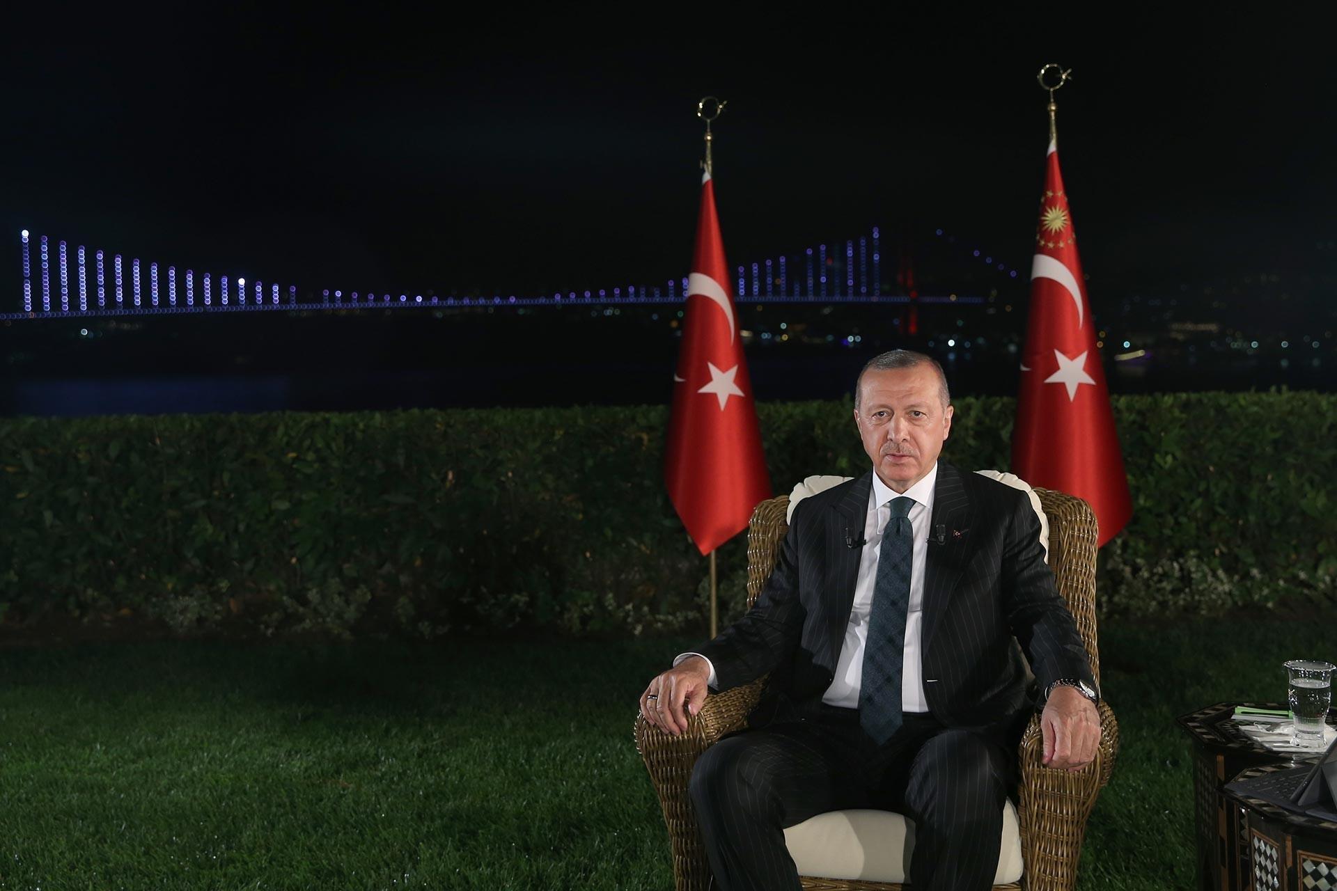 Erdoğan'dan İmamoğlu'ya gözdağı: Başkanlığı düşecektir