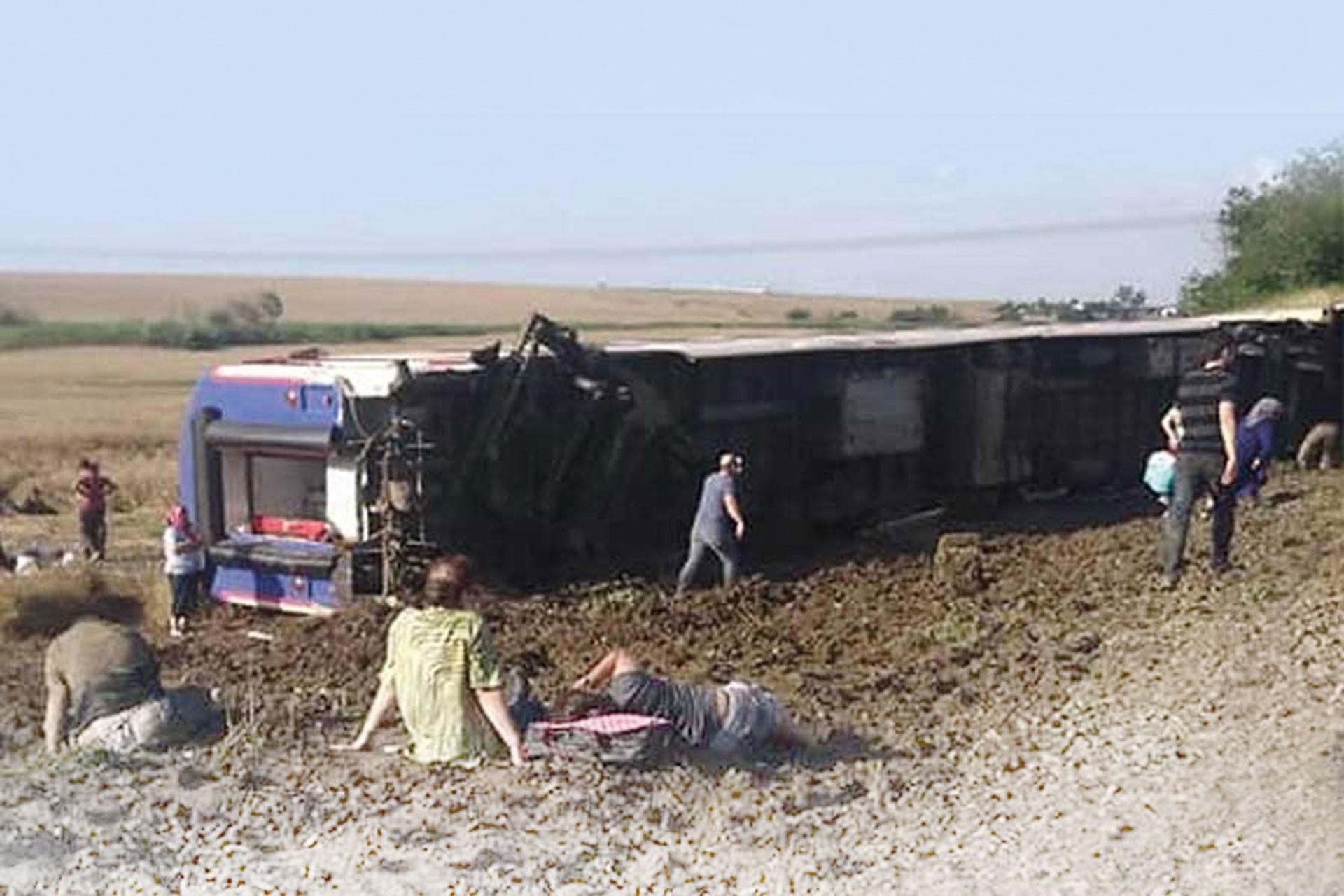 Pamukova tren faciasından ders alınmadı, acılar büyüdü