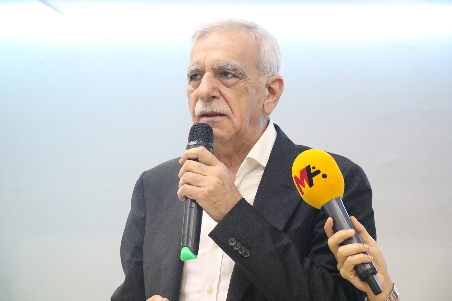 Ahmet Türk: Sonucu değiştirecek gücümüzü gösterelim