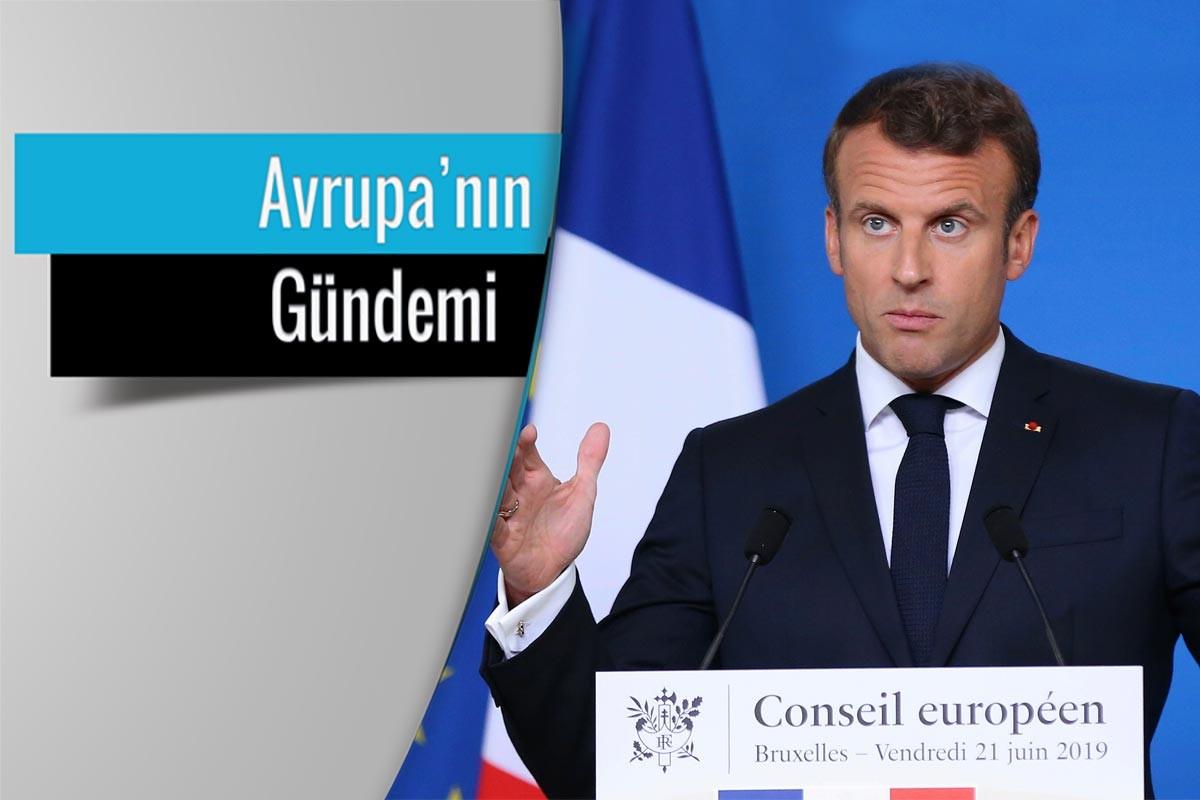 Macron şimdi de işsizlere karşı!
