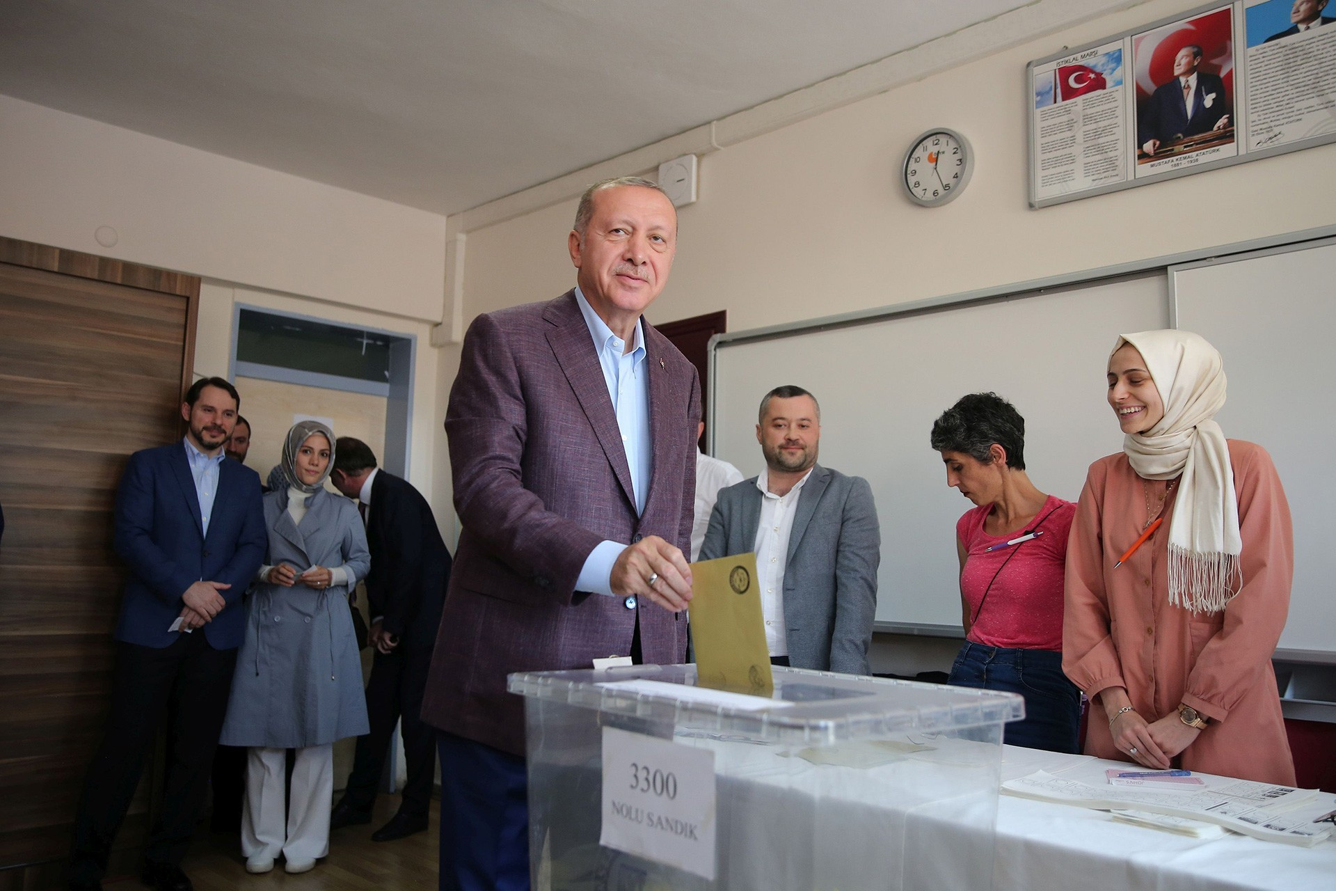 The election defeat of Erdoğan, the counter offensive and the line of struggle!