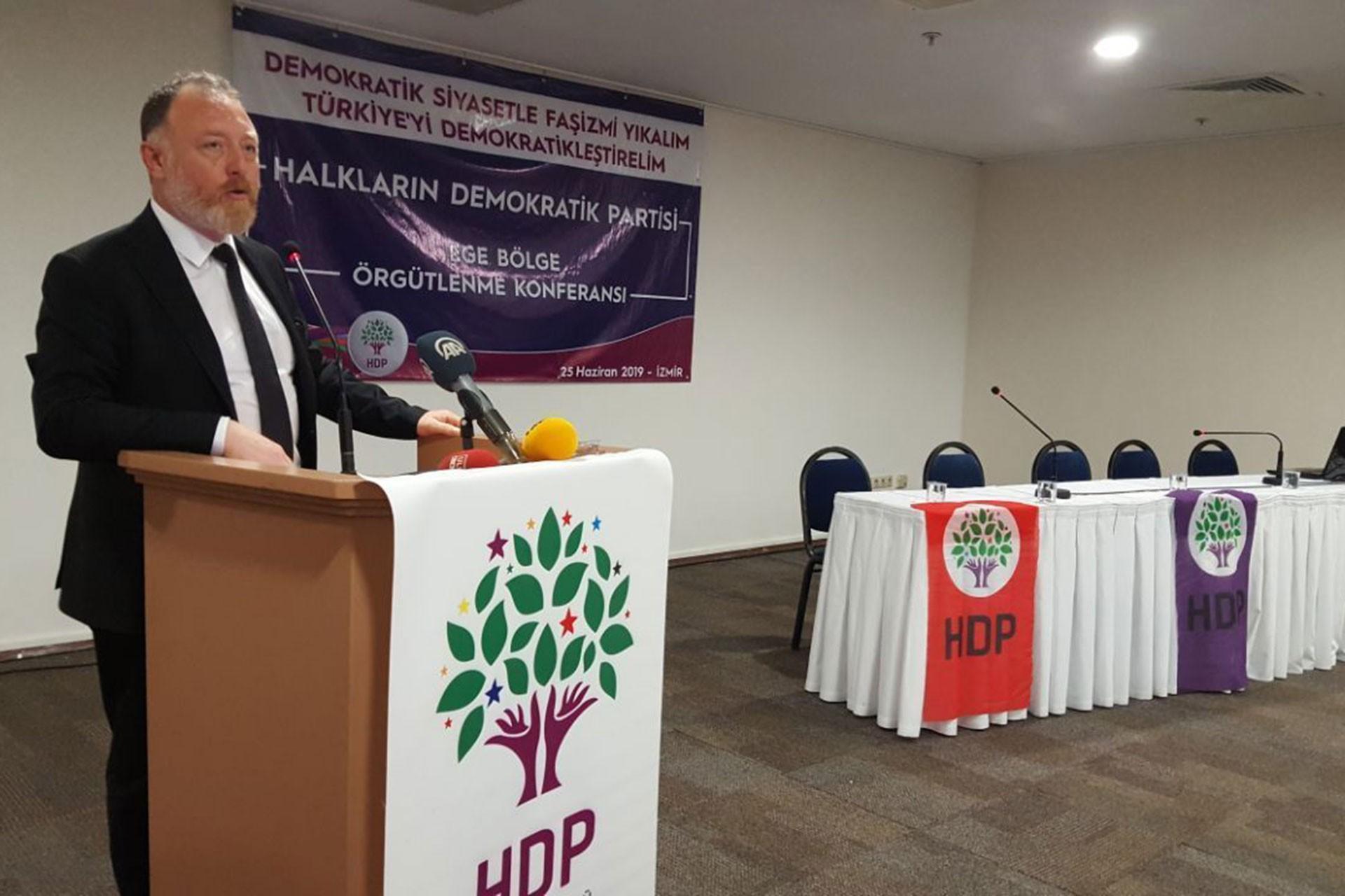 Sezai Temelli: Eşit yurttaşlık temelinde anayasa yapılmalı