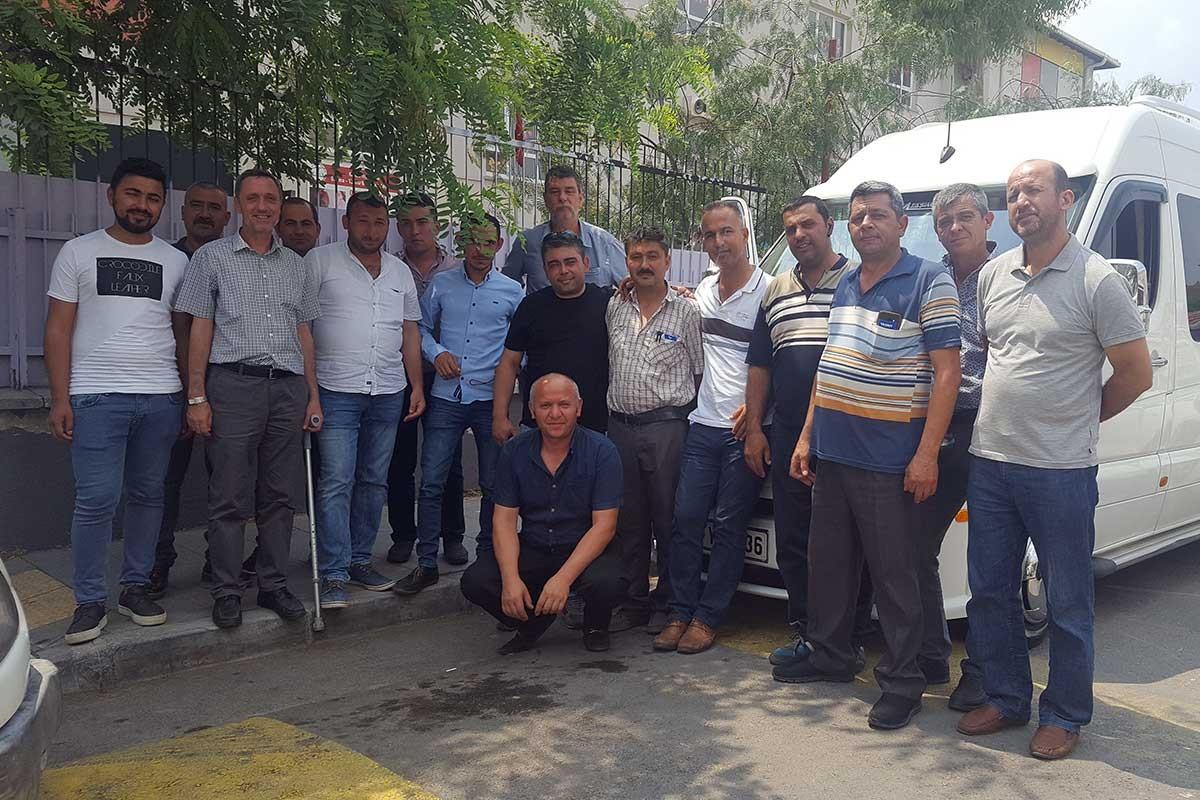 Tire Belediyesi işçileri: Kıdem tazminatımız için mücadele etmeliyiz