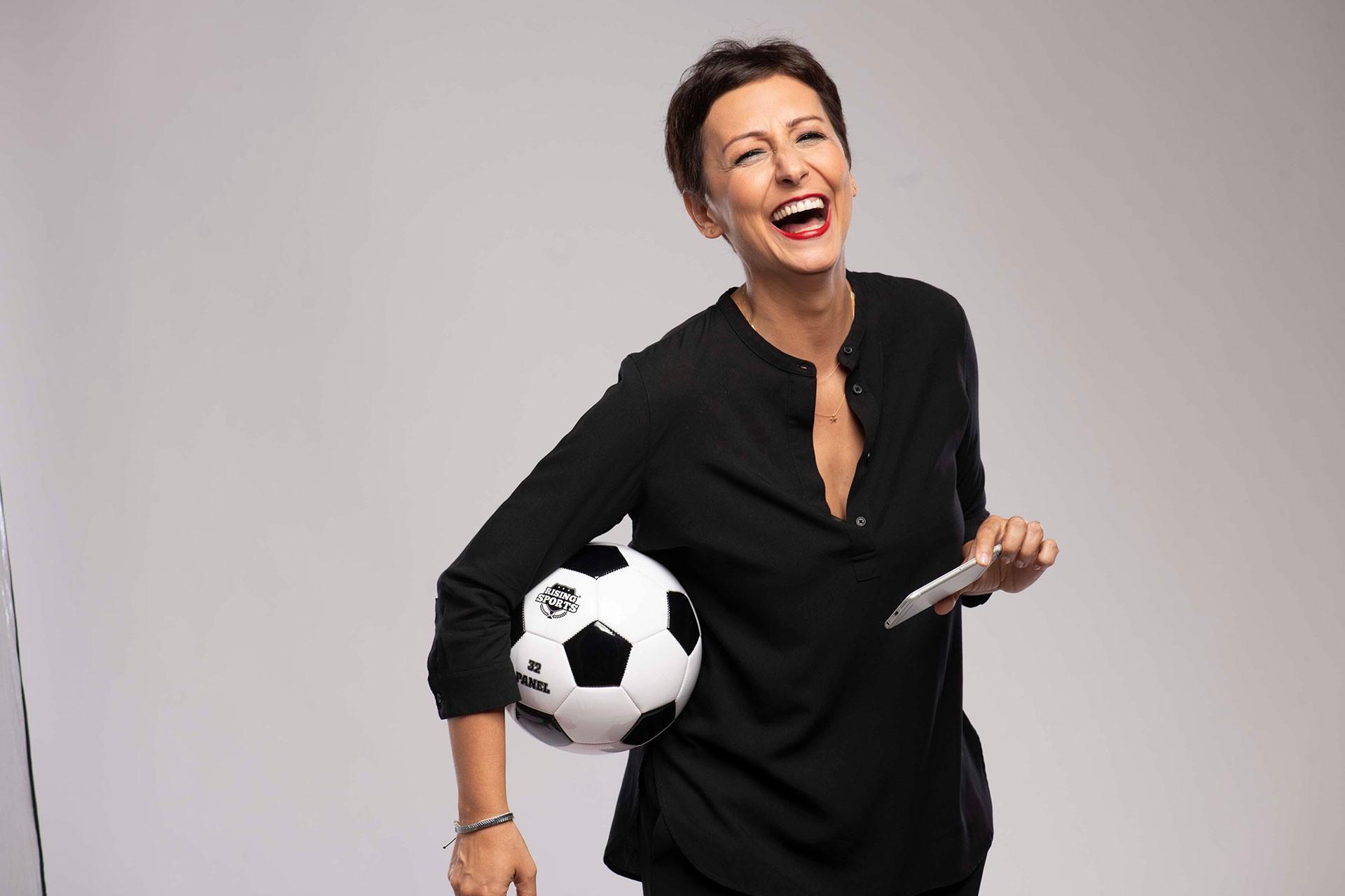 Banu Yelkovan: Kız çocukları kendilerine 'yakıştırılan' sporlara yönlendiriliyor