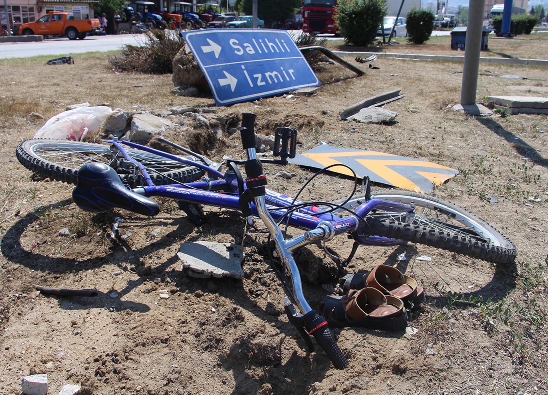 Otomobilin çarptığı 10 yaşındaki bisikletli çocuk öldü, sürücü serbest bırakıldı