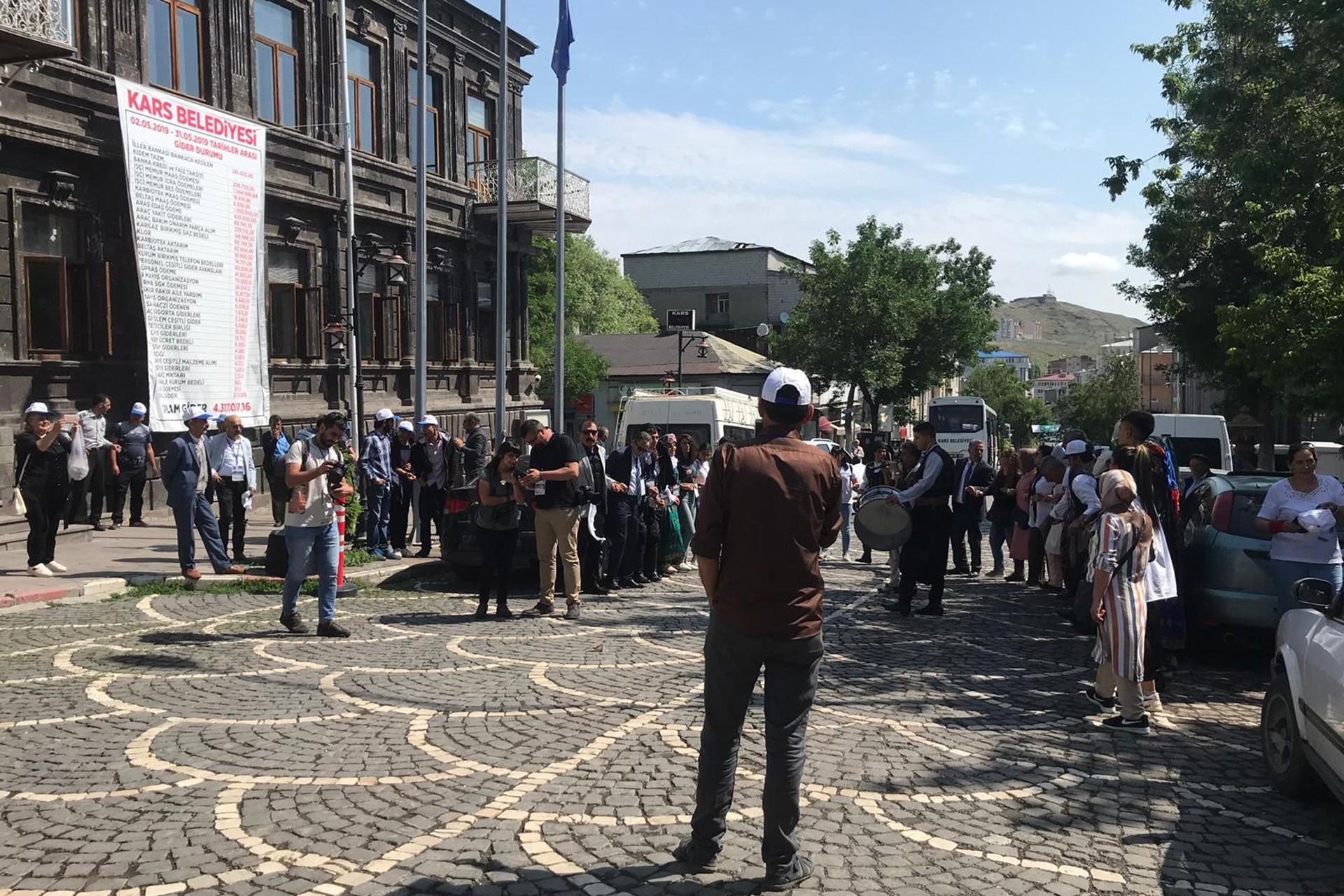 Kars'ta, Serhat Doğa ve Kültür Festivali başladı