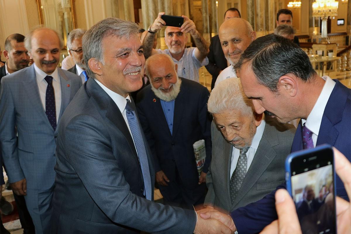 11. Cumhurbaşkanı Gül: Mutlak otorite sürdürülemez