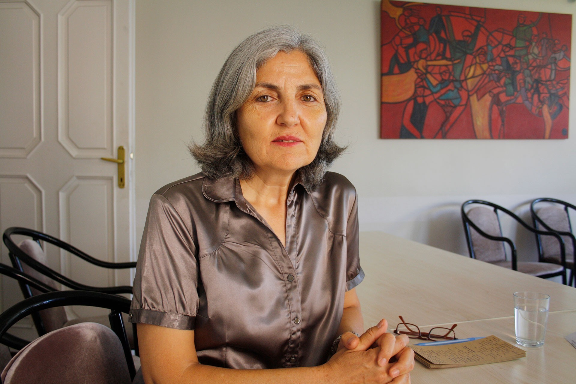 Labour Party (EMEP) Chair Selma Gürkan: This unity should not be confined to the ballot box