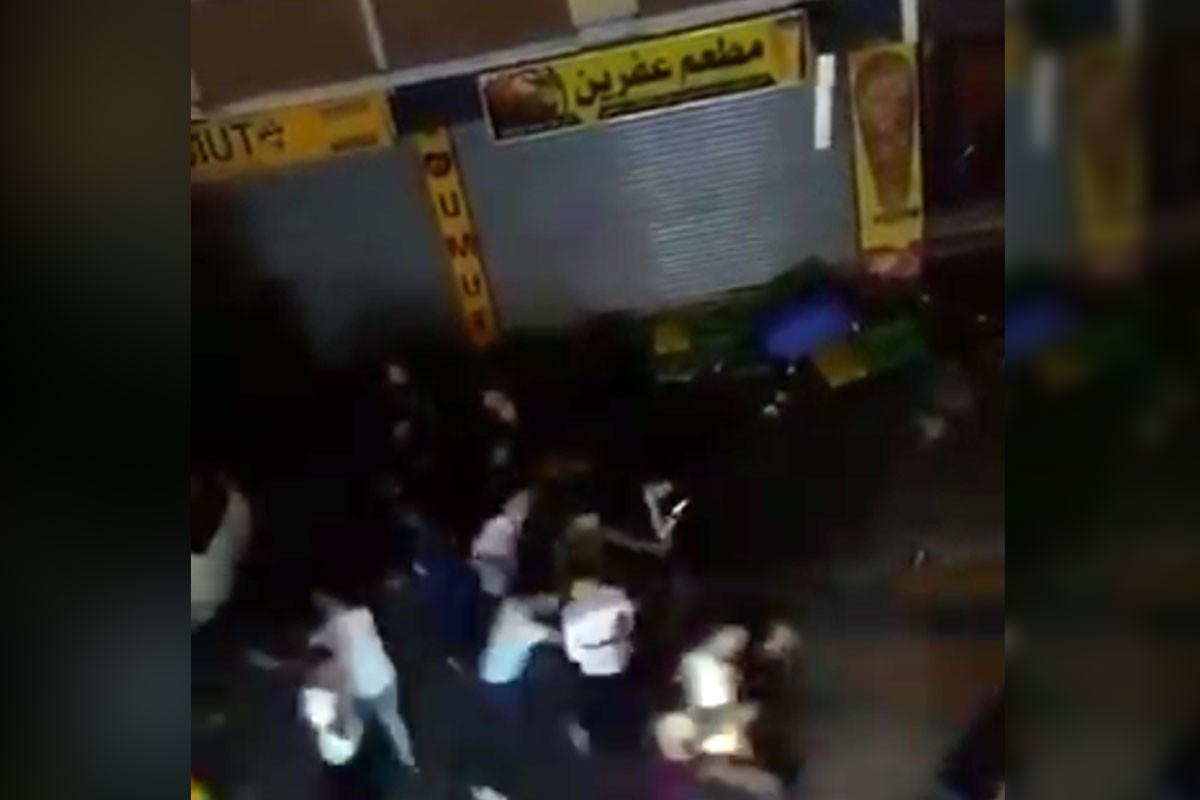 İstanbul İkitelli'de taciz iddiası Suriyelilere yönelik ırkçı saldırıya dönüştü