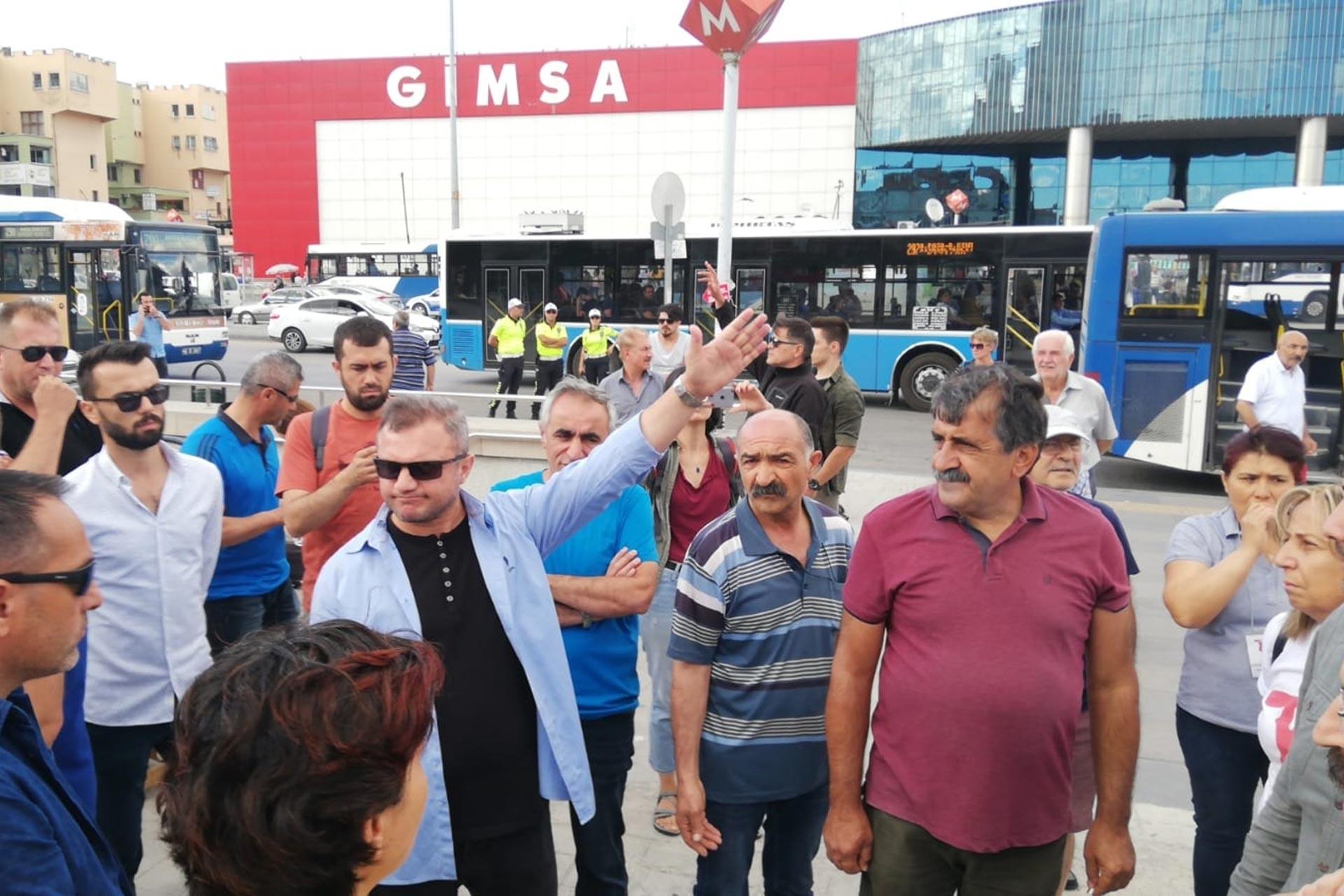 Polis 2 Temmuz Katliamı yürüyüşünü engellemek istedi