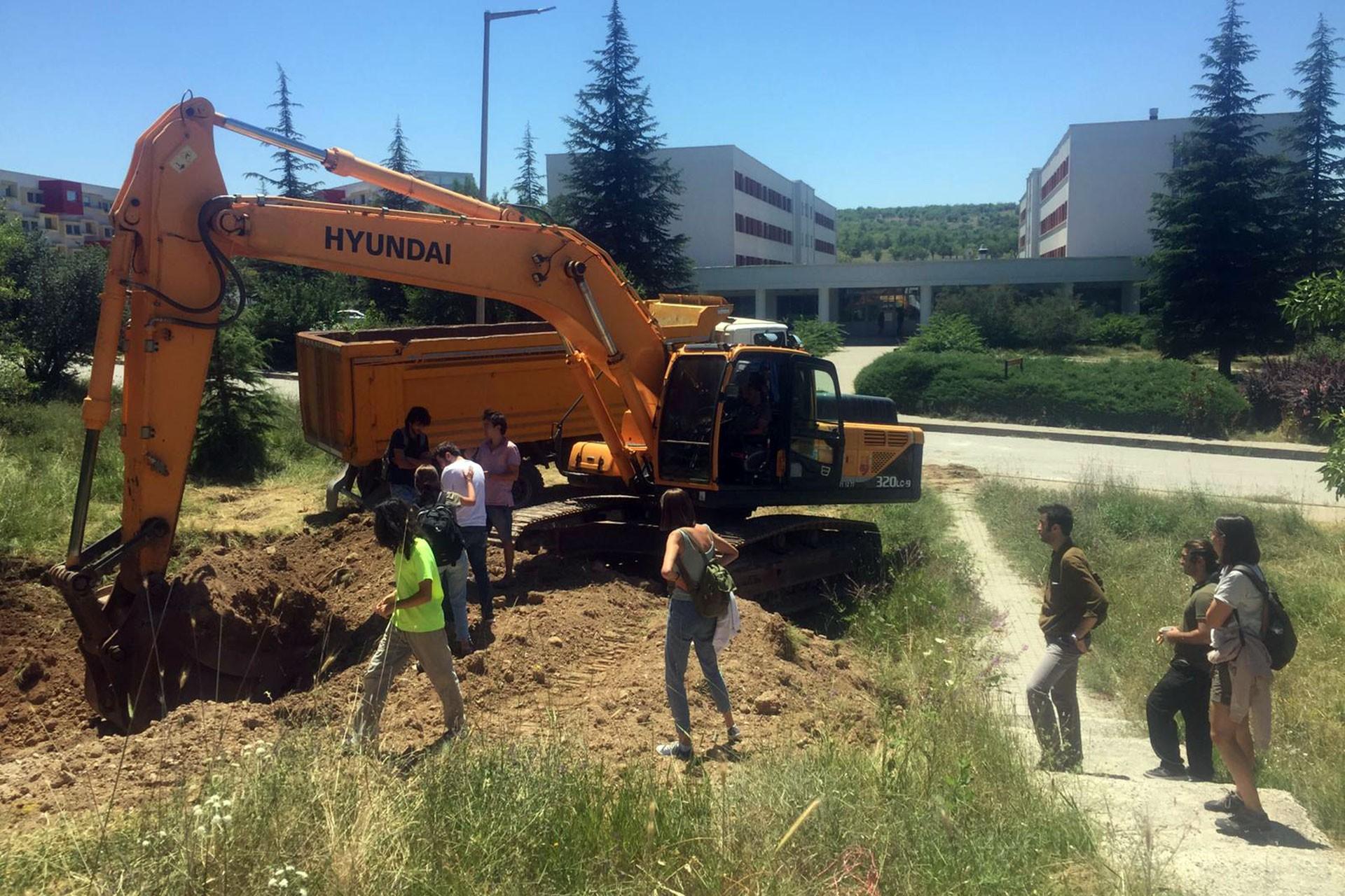 ODTÜ: Yurt inşaatını tekrar gözden geçireceğiz