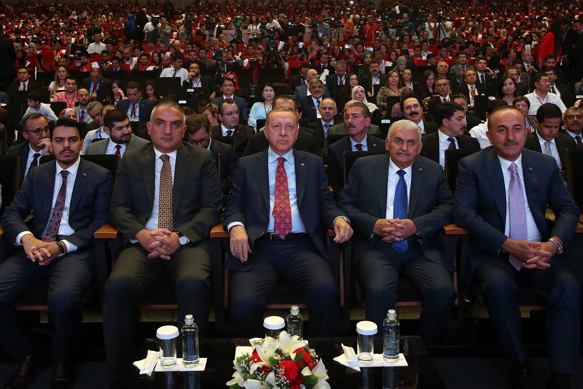 Karma eğitimi hedef alan Erdoğan'dan YÖK'e talimat: Çalışmanı buna göre yap