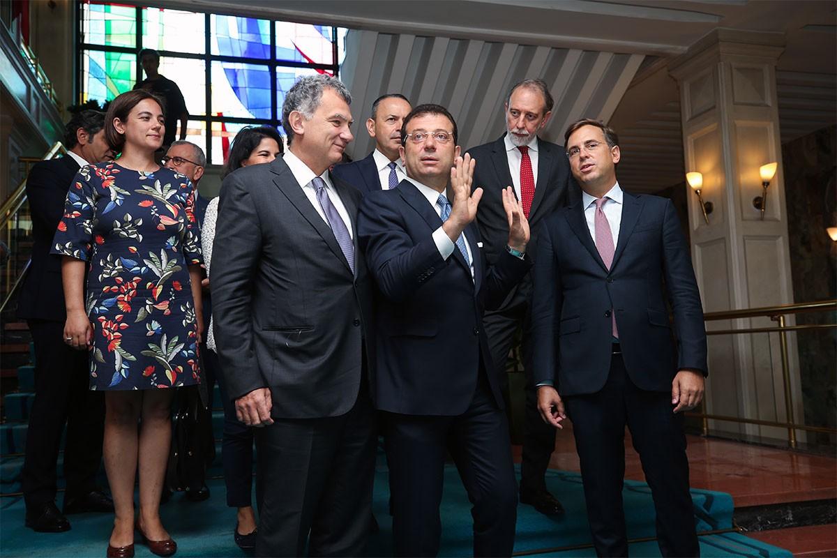 TÜSİAD, Ekrem İmamoğlu'ndan 'kalkınma payı' istedi