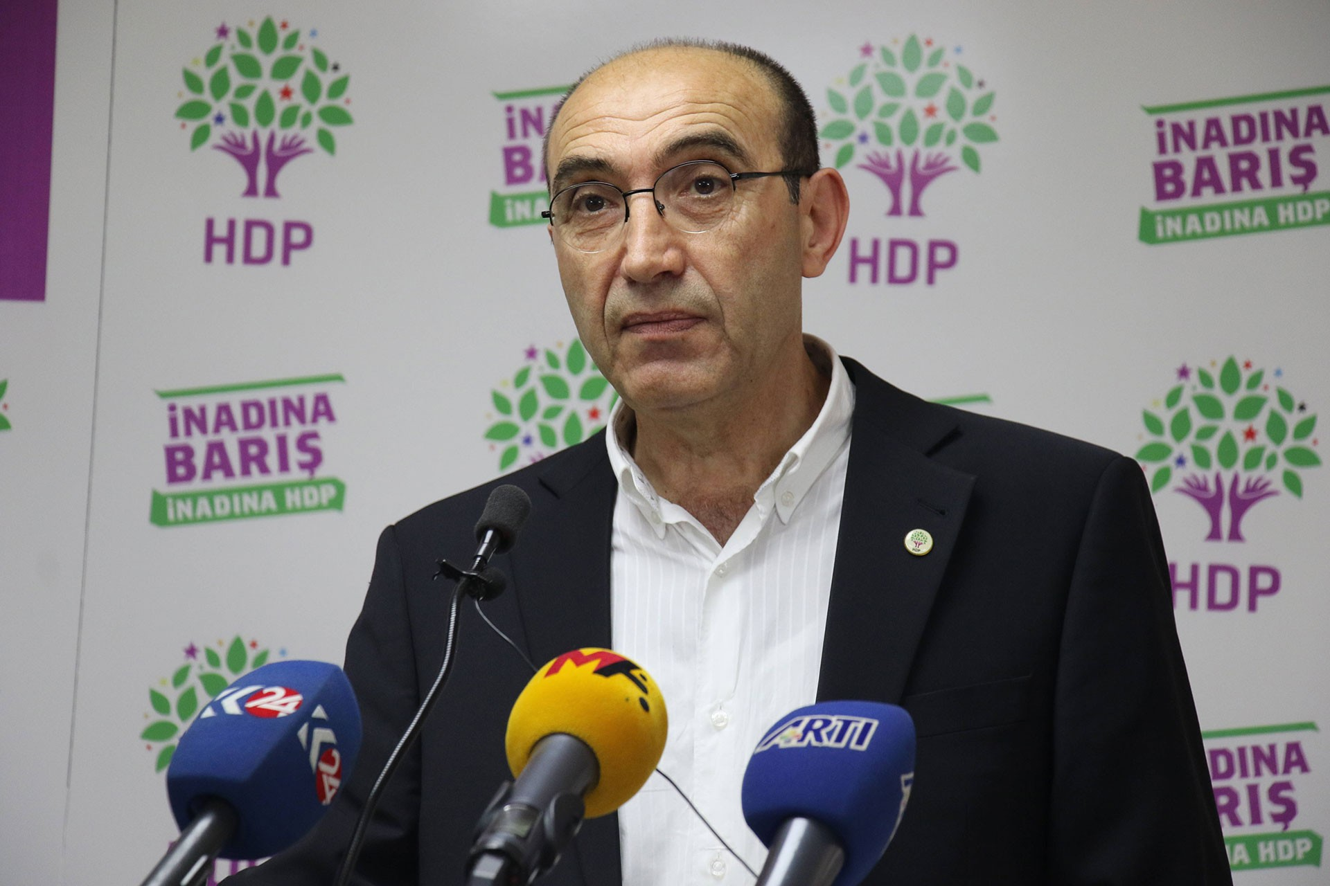 HDP Sözcüsü Günay Kubilay: İhtiyacımız olan bölge barışı