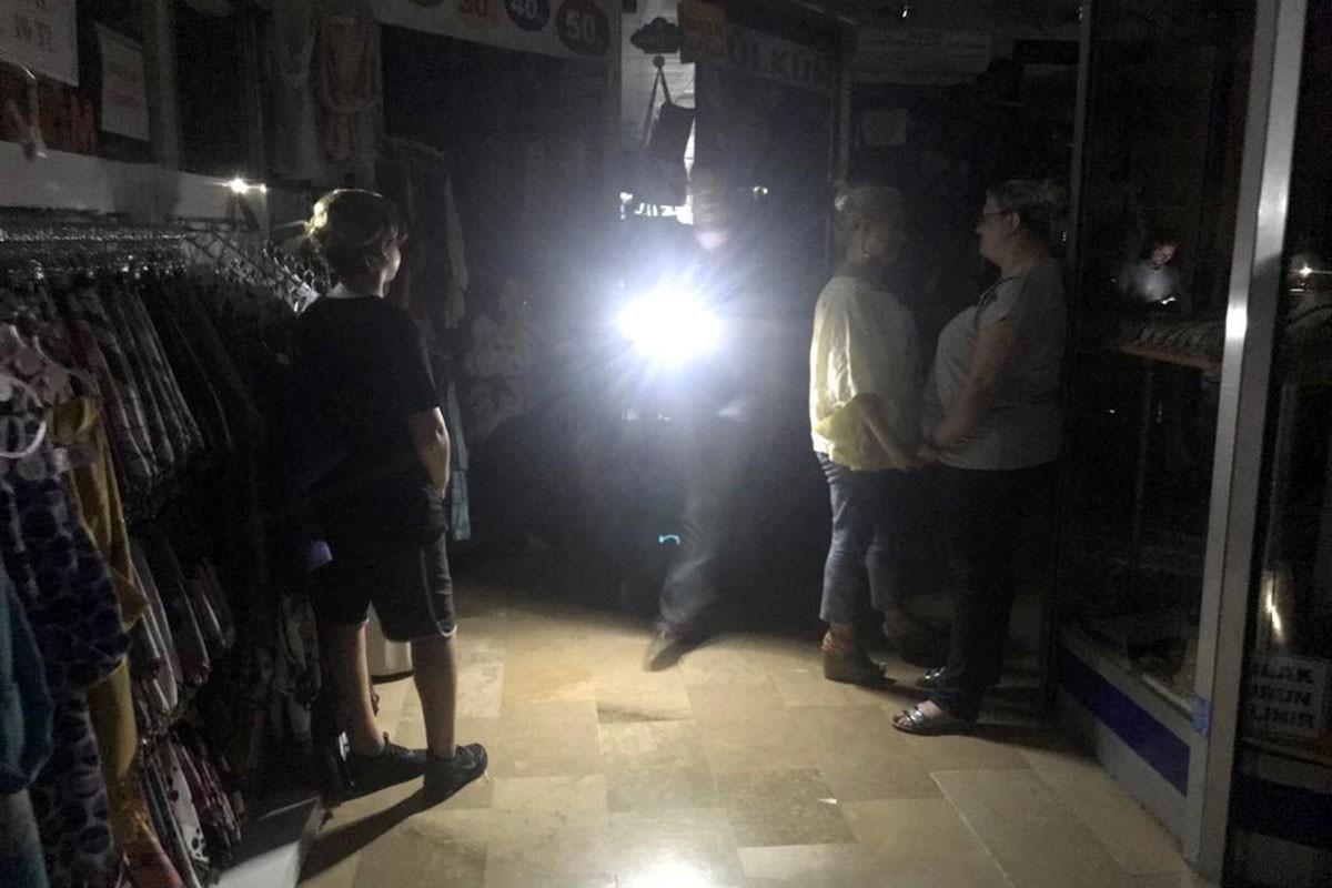 Bursa'da kent genelinde elektrik kesintisi