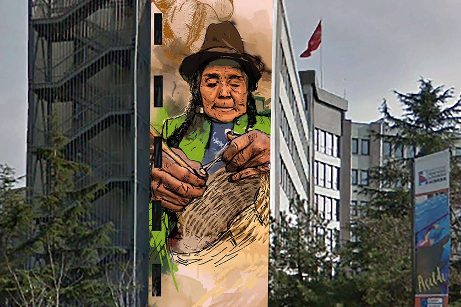 Kadıköy duvarlarını renklendirecek Muralist Kadıköy Festivali başlıyor