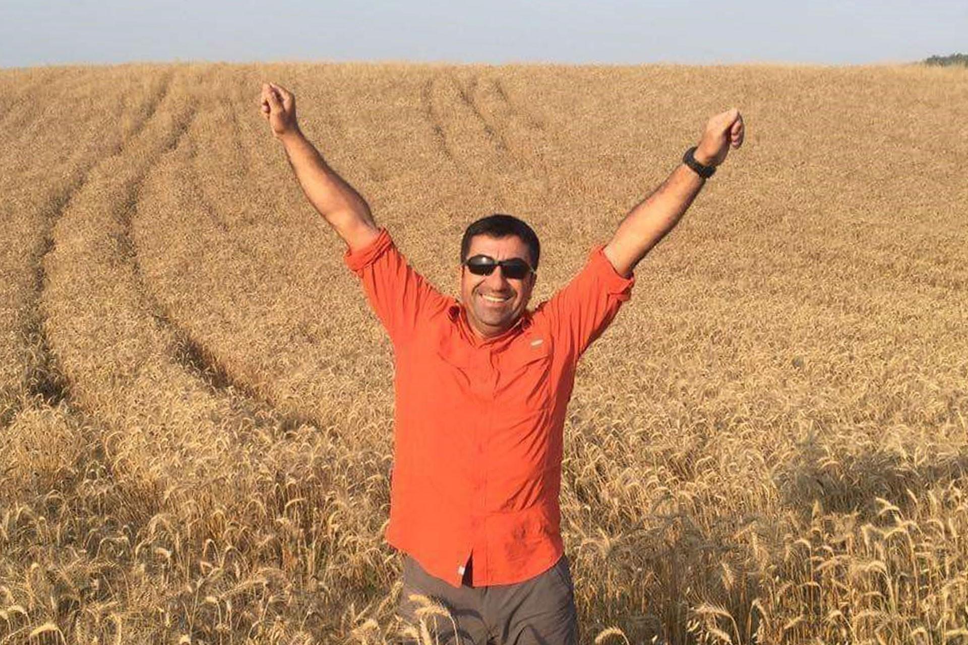 Adana'nın yiğit Ziraat Yüksek Mühendisi Mustafa Altıokka'ya veda