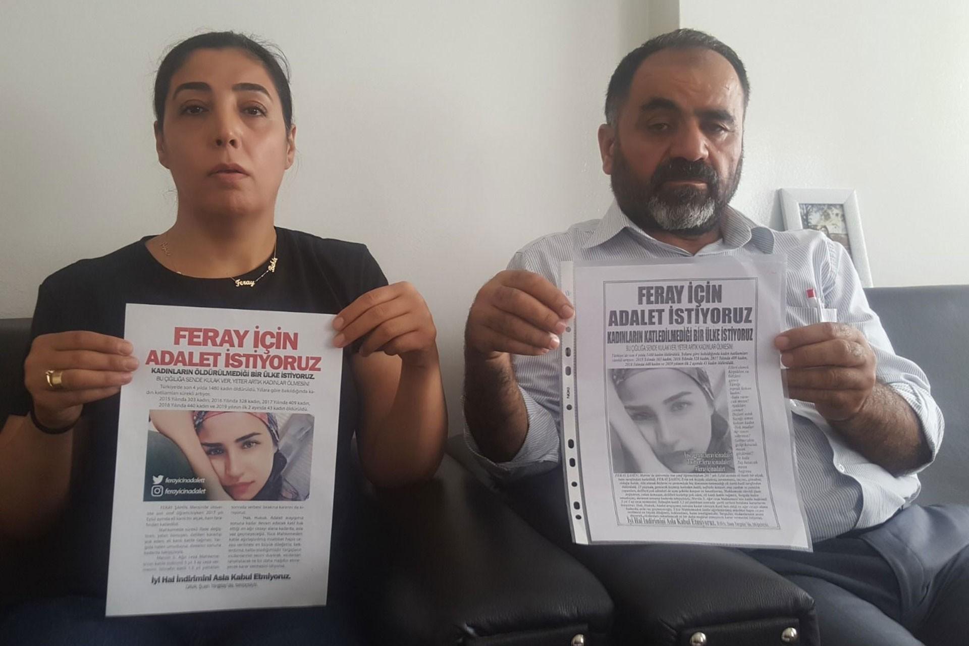 Üniversite öğrencisi Feray Şahin'i öldüren polis meslekten ihraç edildi