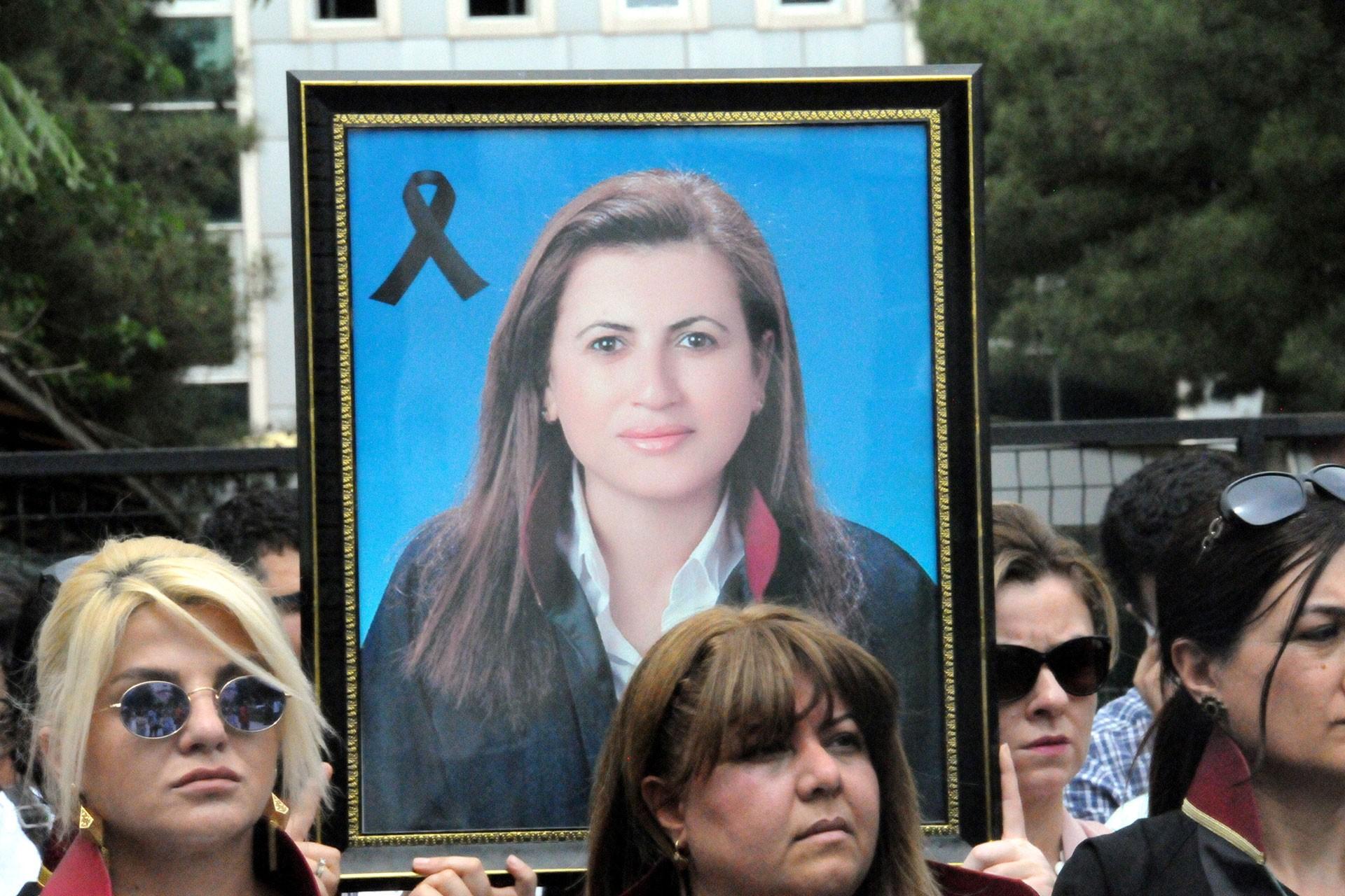 Avukat Müzeyyen Boylu'yu öldüren Mesut Issı'ya ağırlaştırılmış müebbet istemi