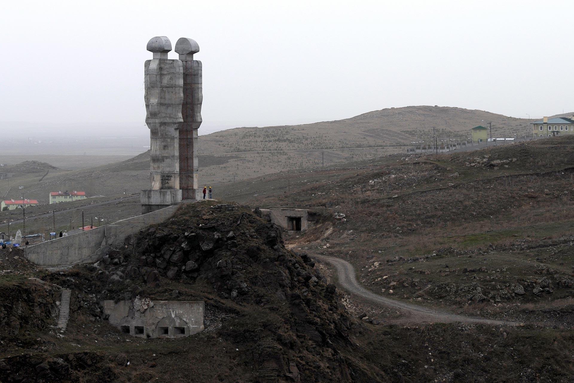 Tayyip Erdoğan'ın 'ucube' dediği anıt için AYM 'yıkılması hak ihlalidir' dedi