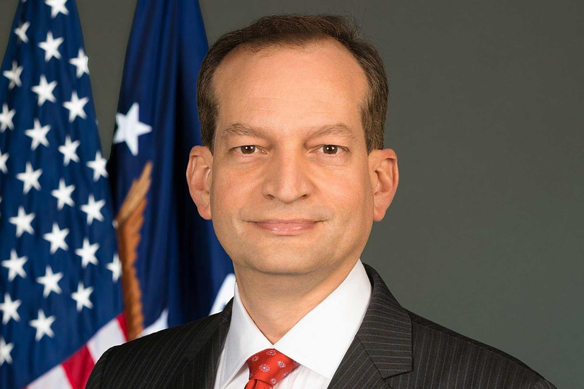 ABD Çalışma Bakanı Alexander Acosta istifa etti