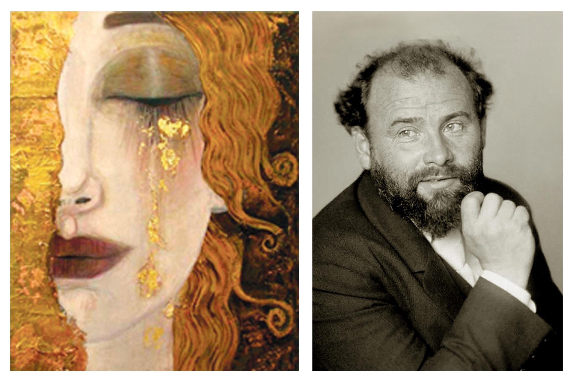 Tutkunun ve cesaretin ressamı: Gustav Klimt