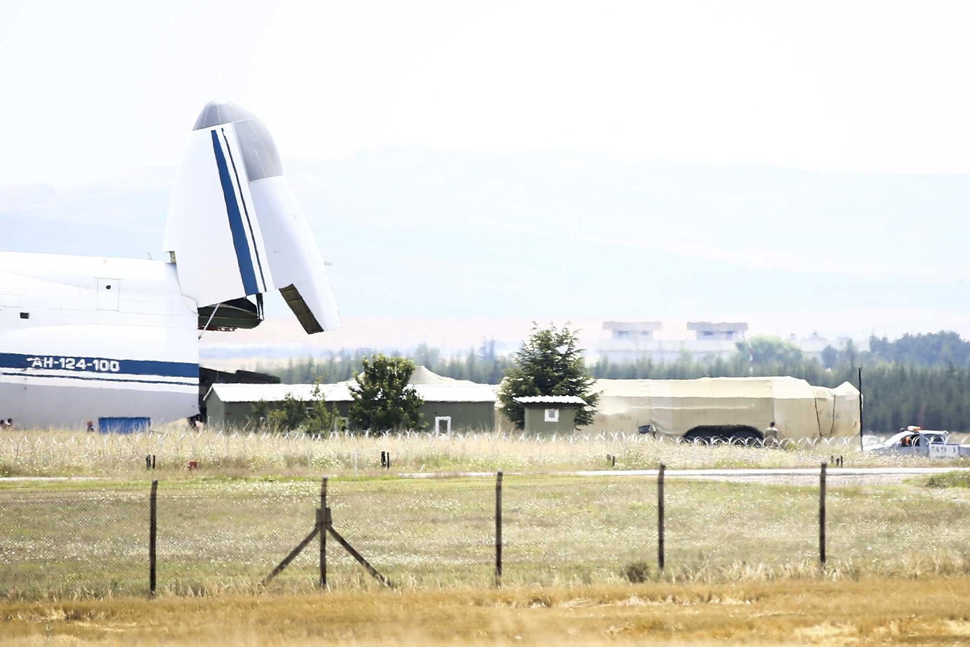 S-400 hava savunma sisteminin teslimatı devam ediyor